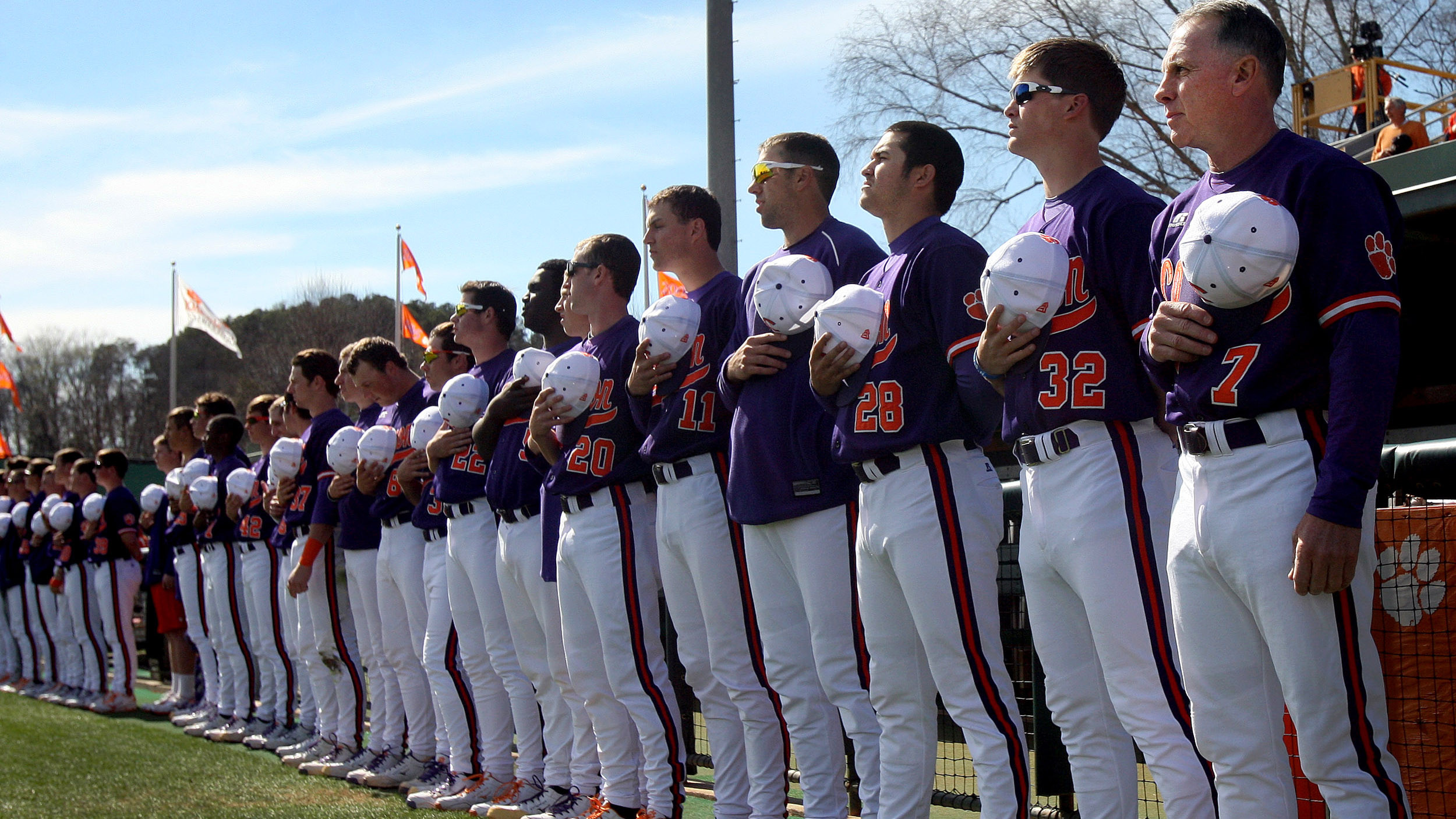 Clemson Ranked #17 By Collegiate Baseball Monday