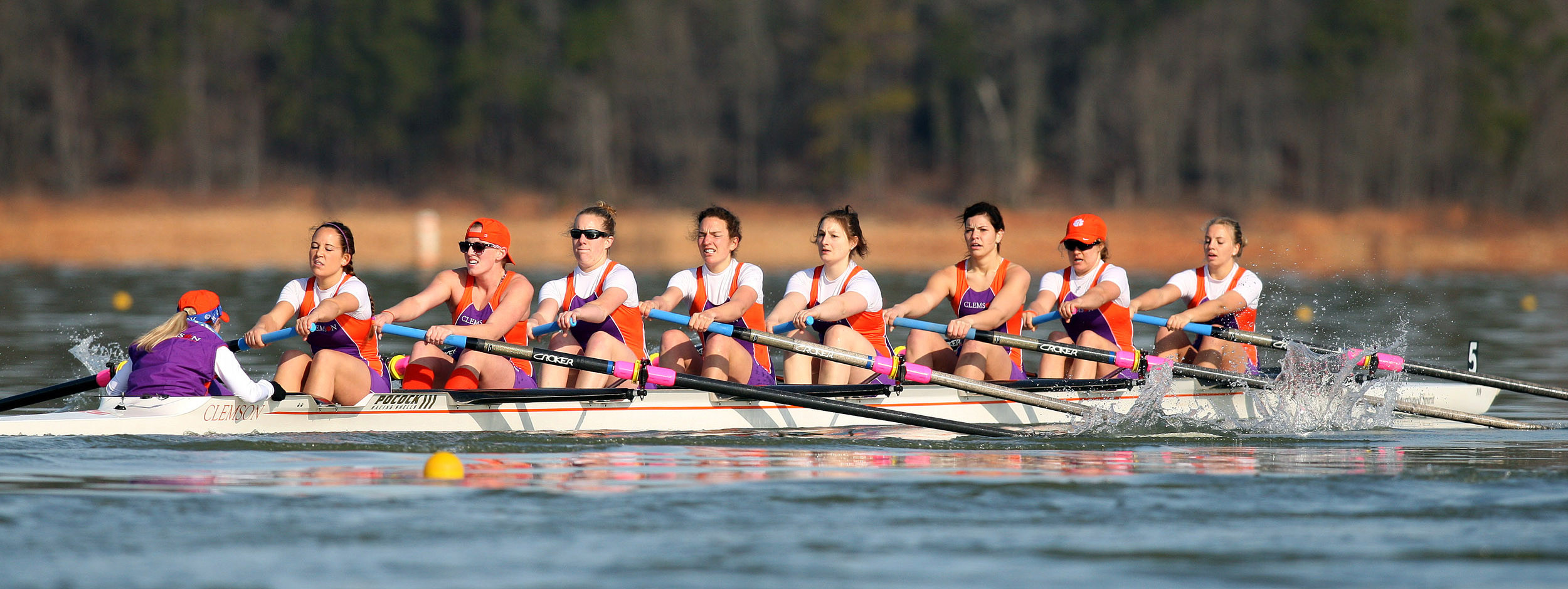 No. 14 Rowing Successful on the Charles River on Saturday