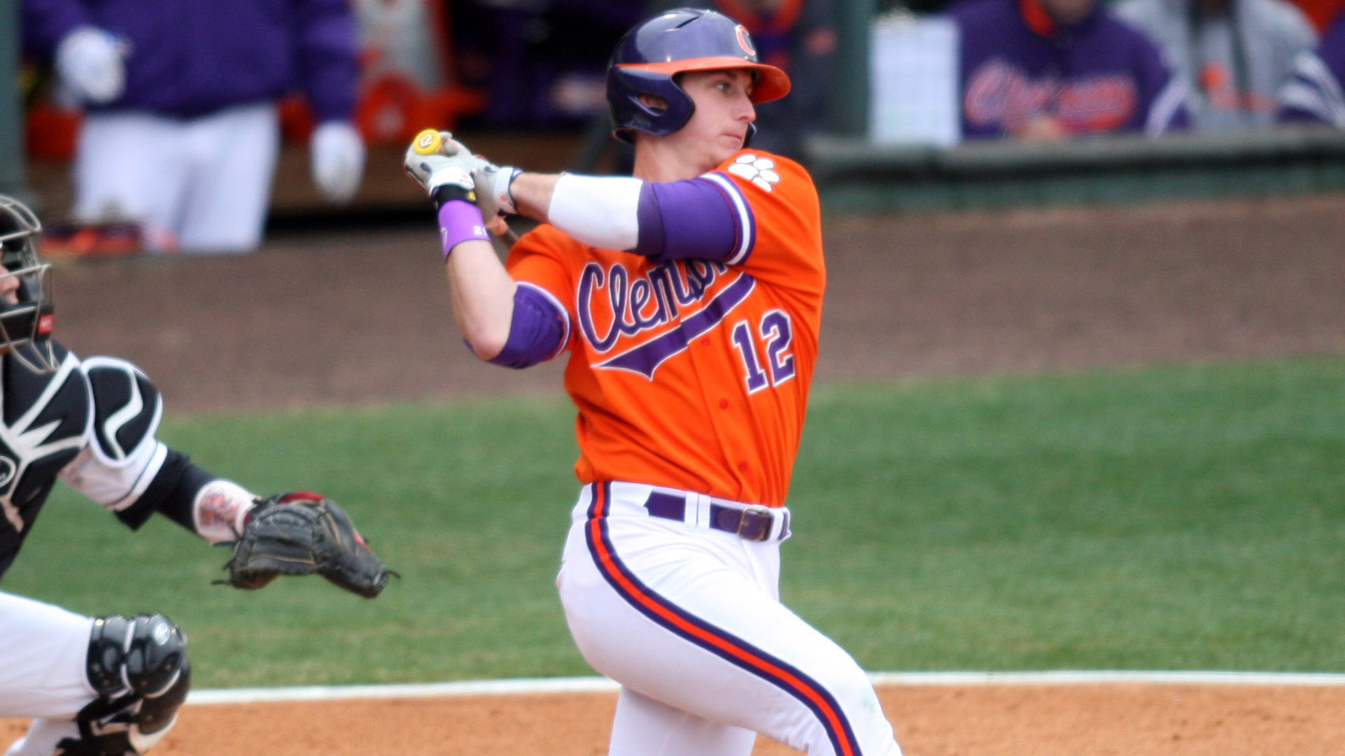 #15 Tigers Trounce Paladins 12-2 in Second Game of Doubleheader Wednesday