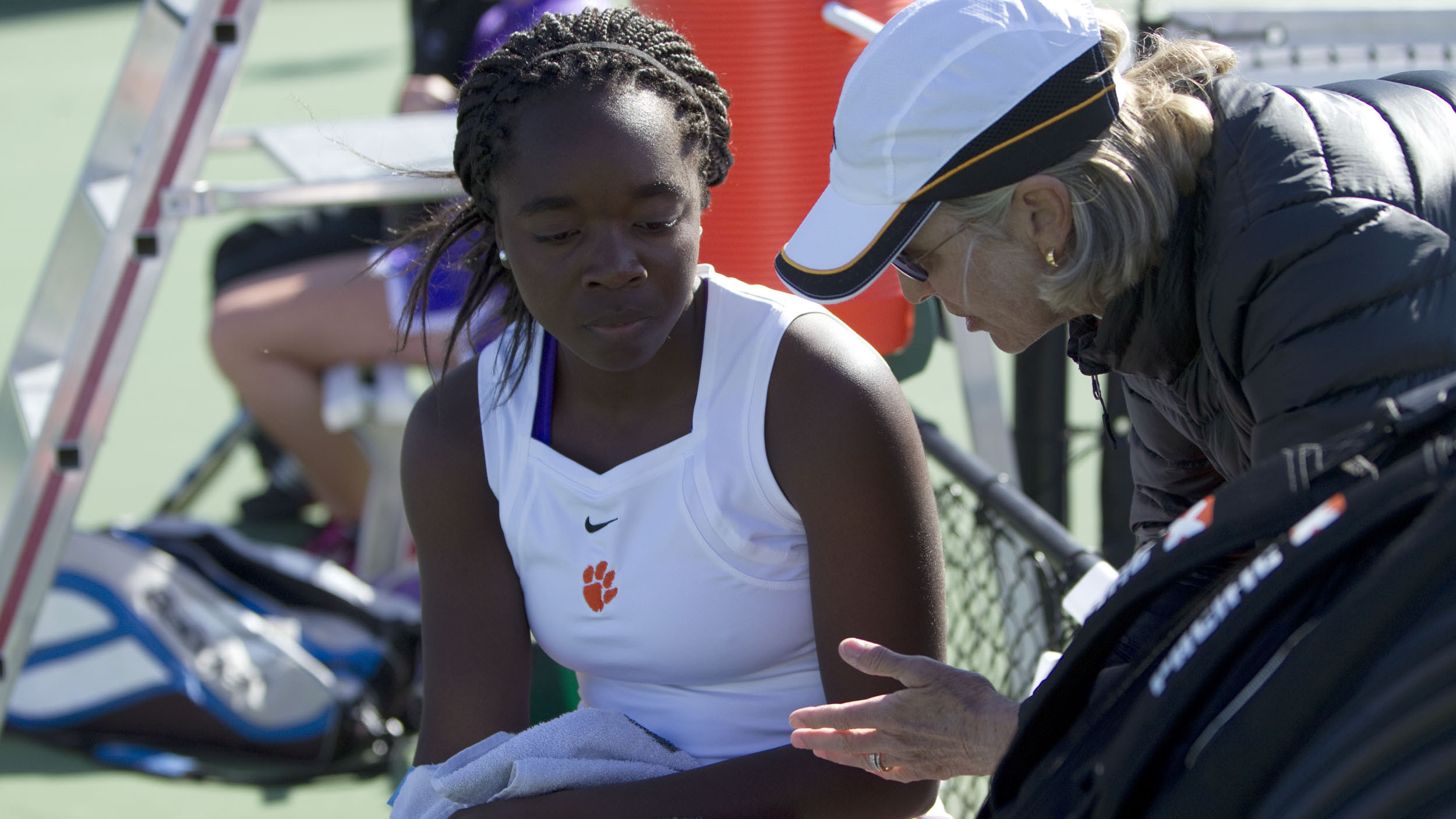 No. 15 Women's Tennis Plays Host to Maryland, Boston College