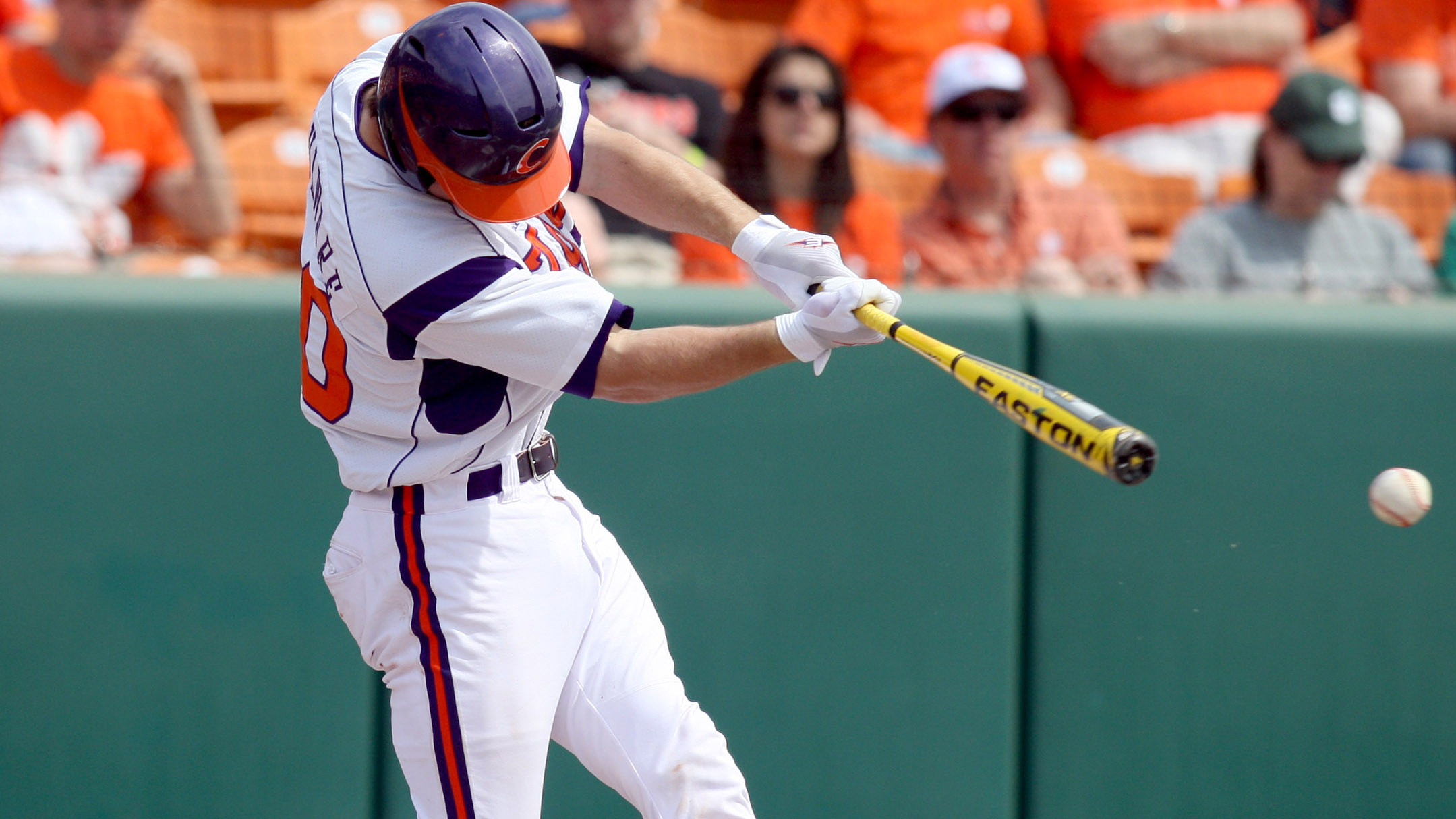 #13 Tigers Tally Season-High 17 Hits in 12-1 Win Over Catamounts Wednesday