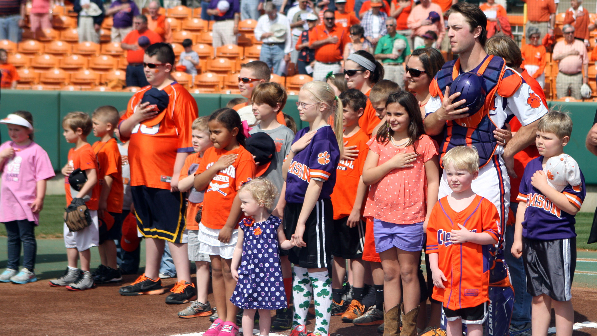 Children's Tickets Available for Sunday's Baseball Game at Academy Sports