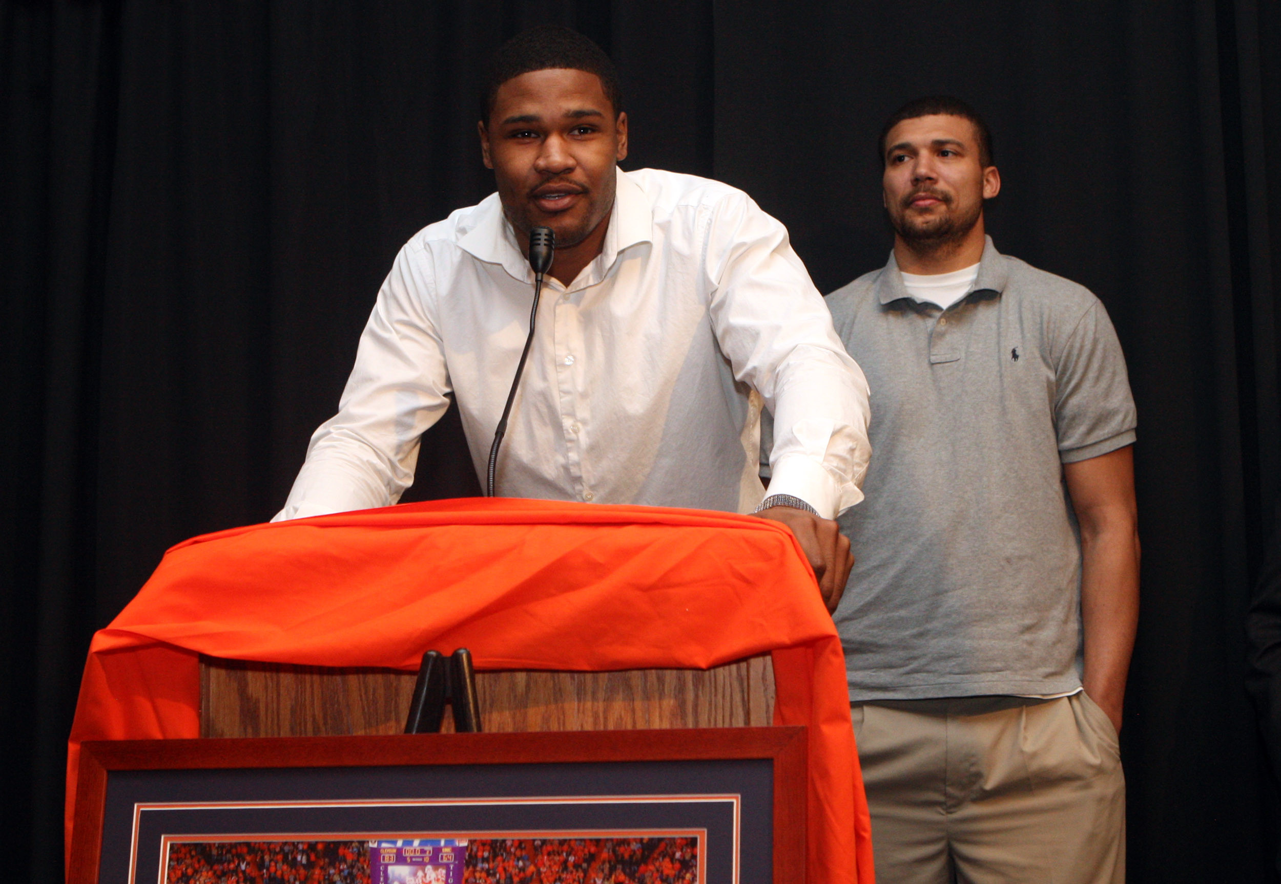 Clemson Basketball Announces 2012-13 Award Winners