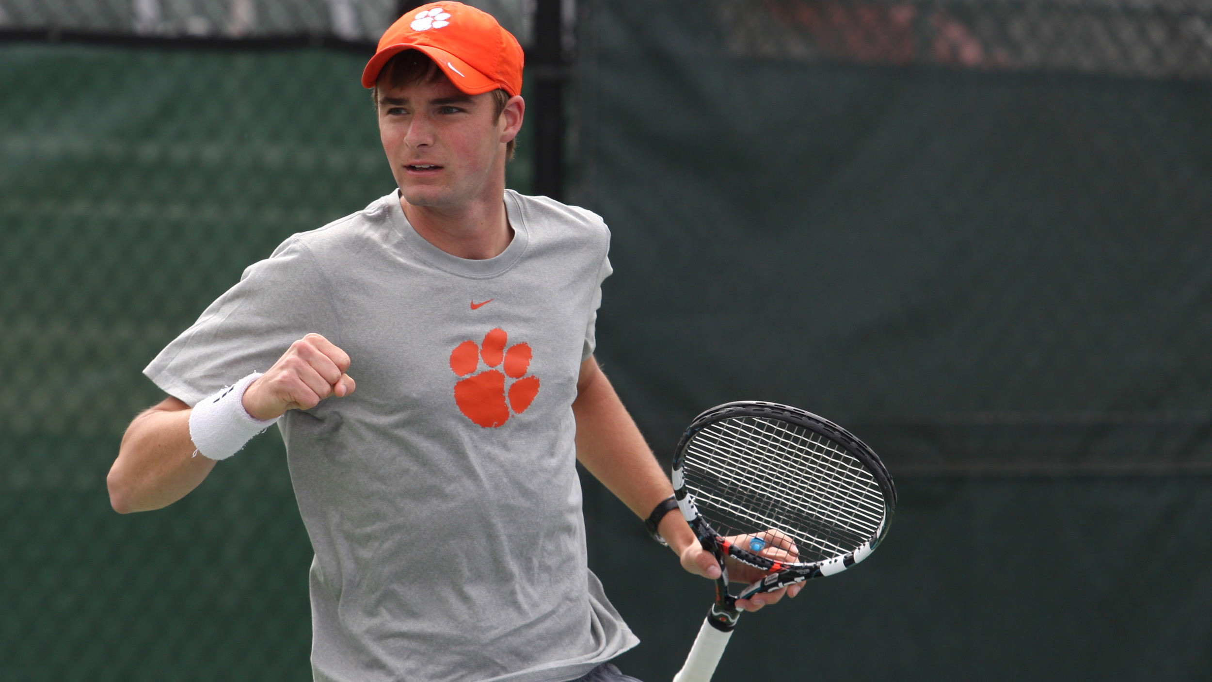 Tigers Conclude Play at the ITA Carolinas Regional