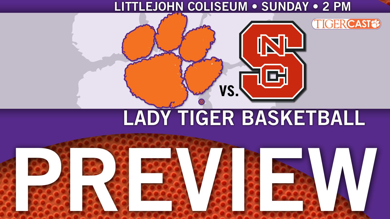Lady Tigers Close Regular Season in Littlejohn on Sunday