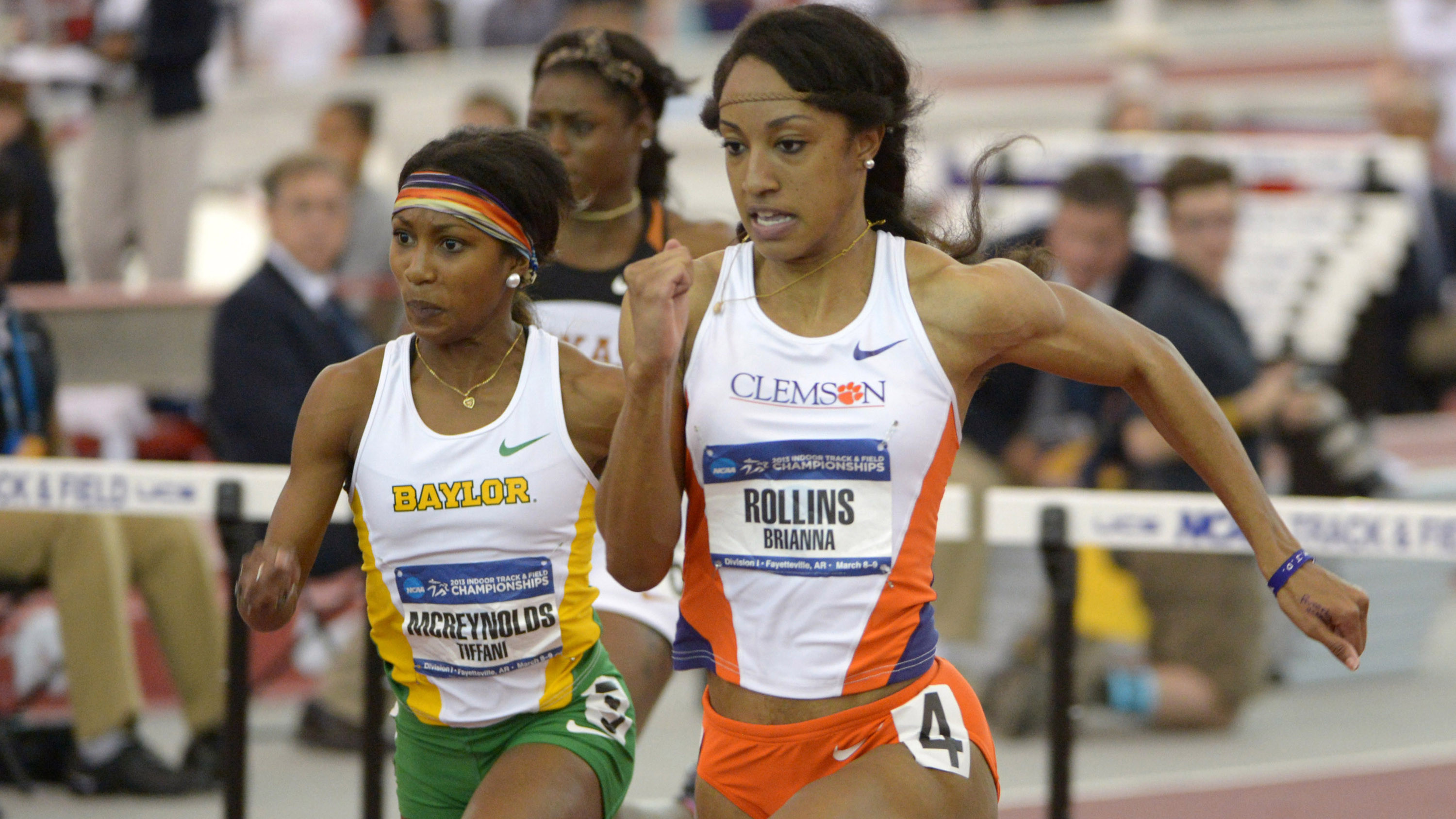 Brianna Rollins Claims Second NCAA National Crown in 60 Hurdles