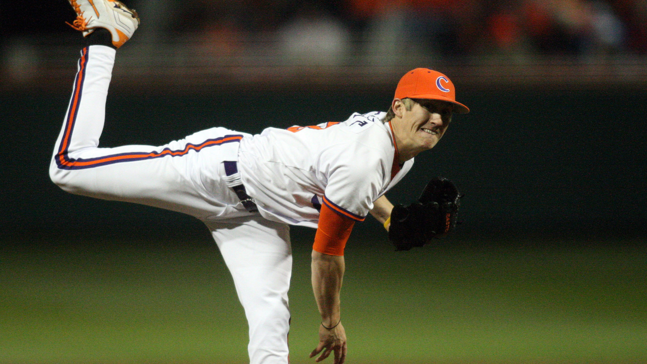 Virginia's Papi, Clemson's Gossett Earn ACC Baseball Weekly Honors