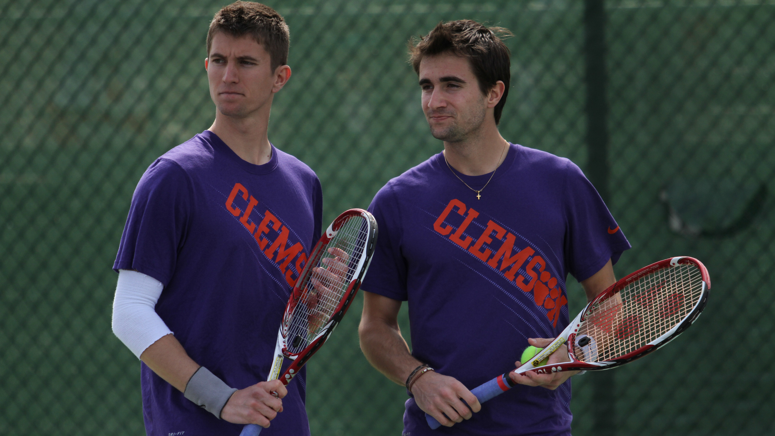 Clemson is Ranked 25th in Latest ITA Poll