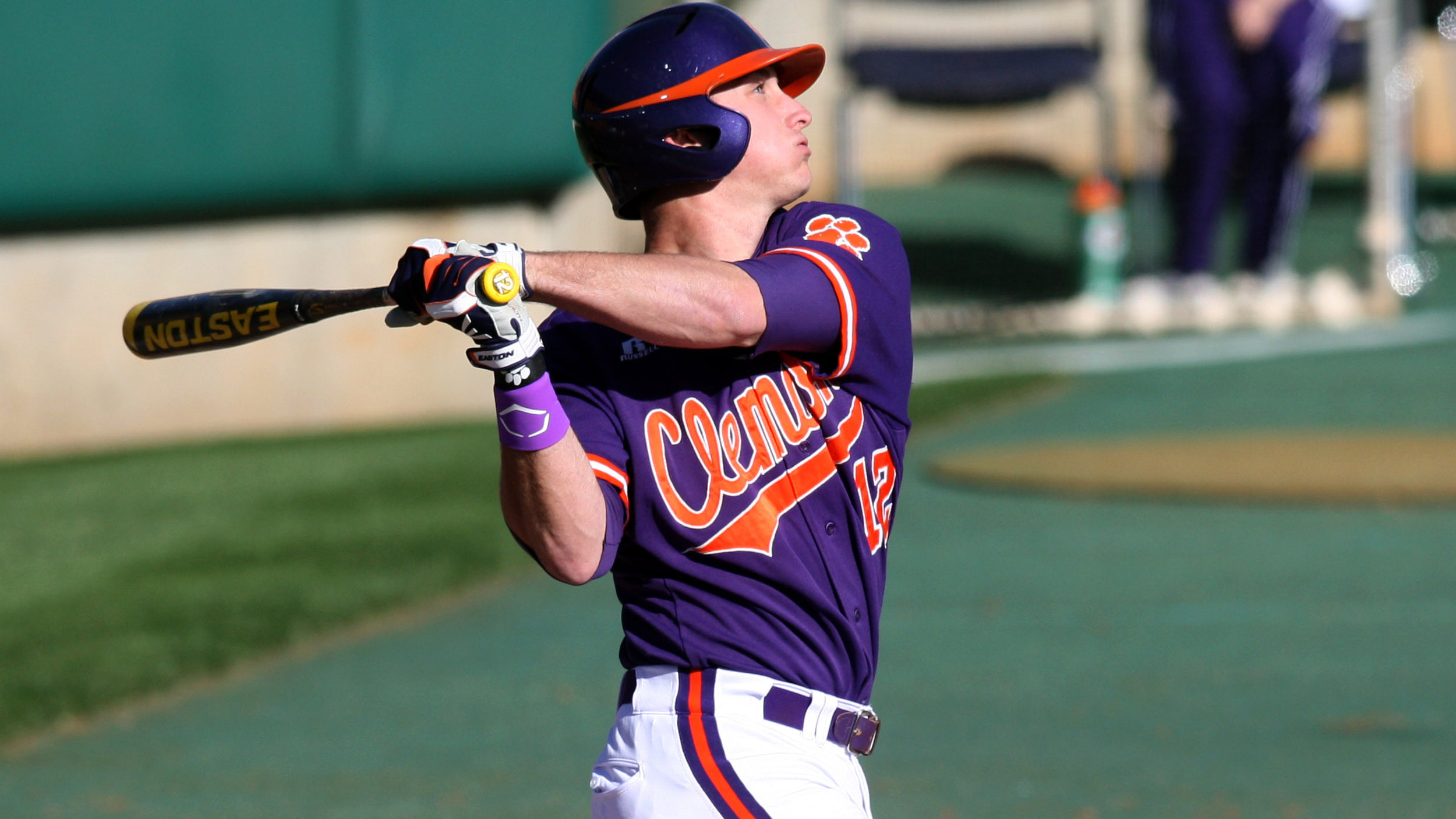 #17 Tigers Score Three in the Ninth Inning to Defeat Catamounts 12-9 Tuesday