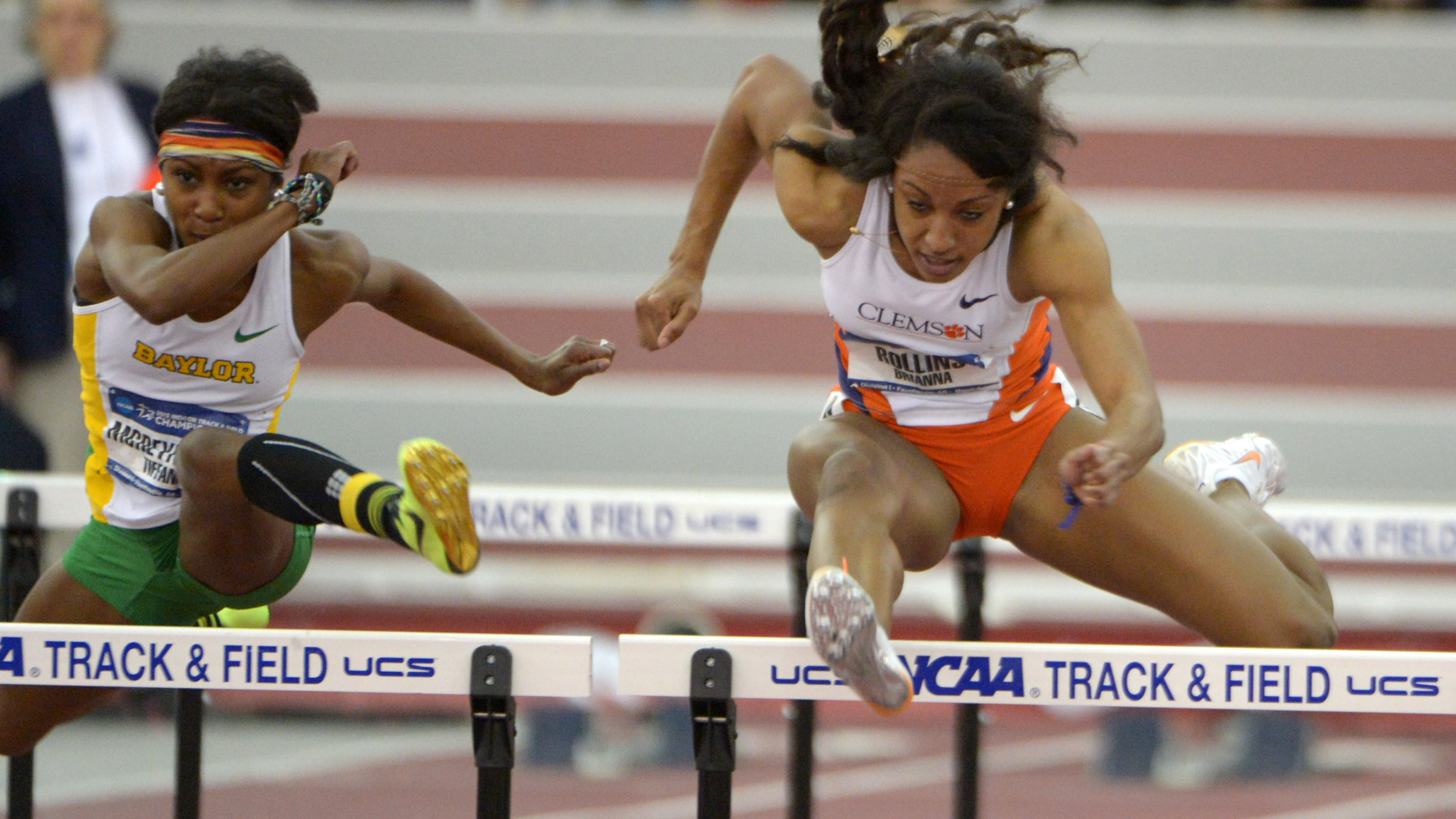 Clemson Track & Field Produces Seven First-Team Indoor All-Americans