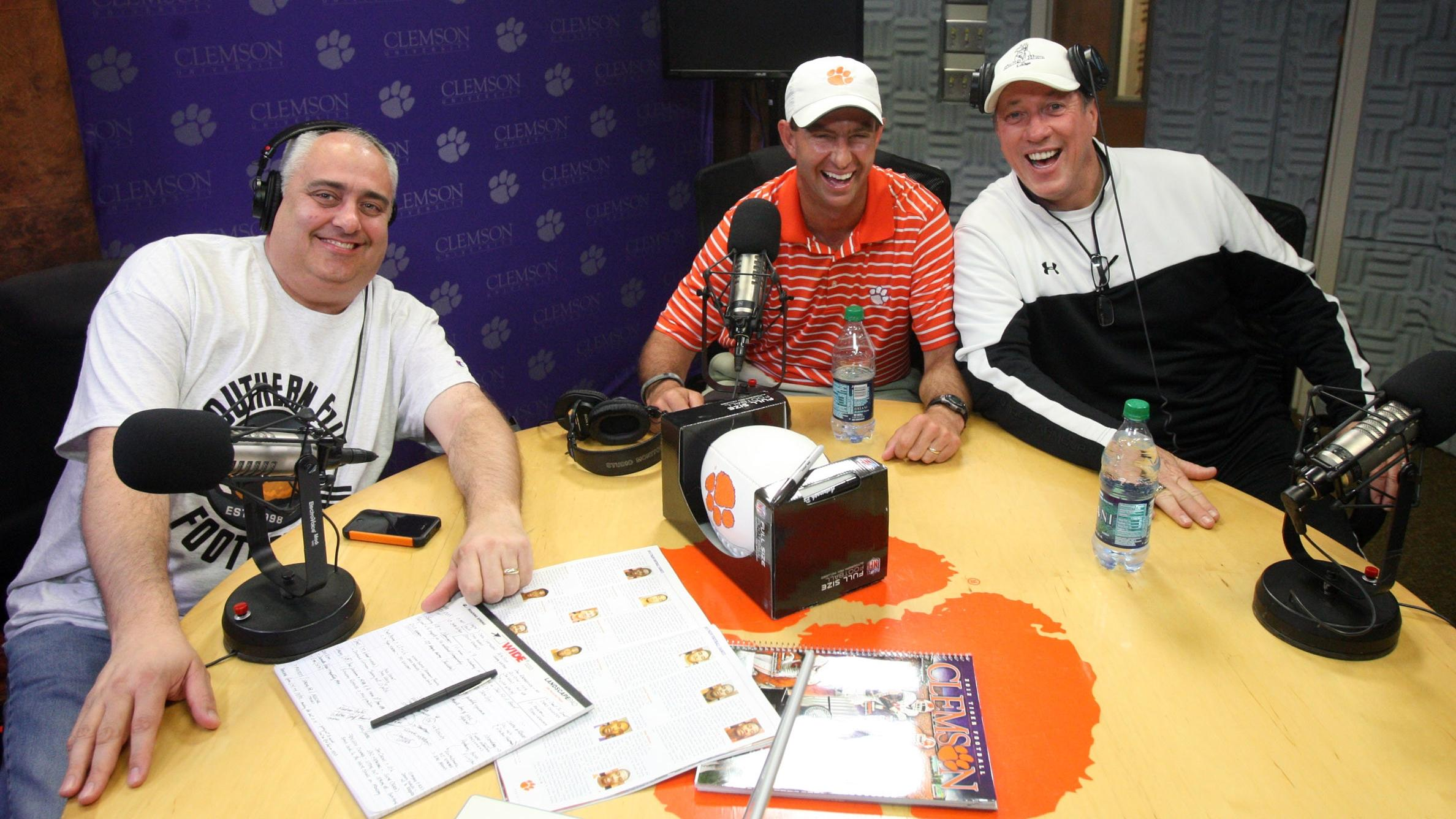 Photo Gallery: Mark Packer Live with Dabo Swinney & Jim Kelly
