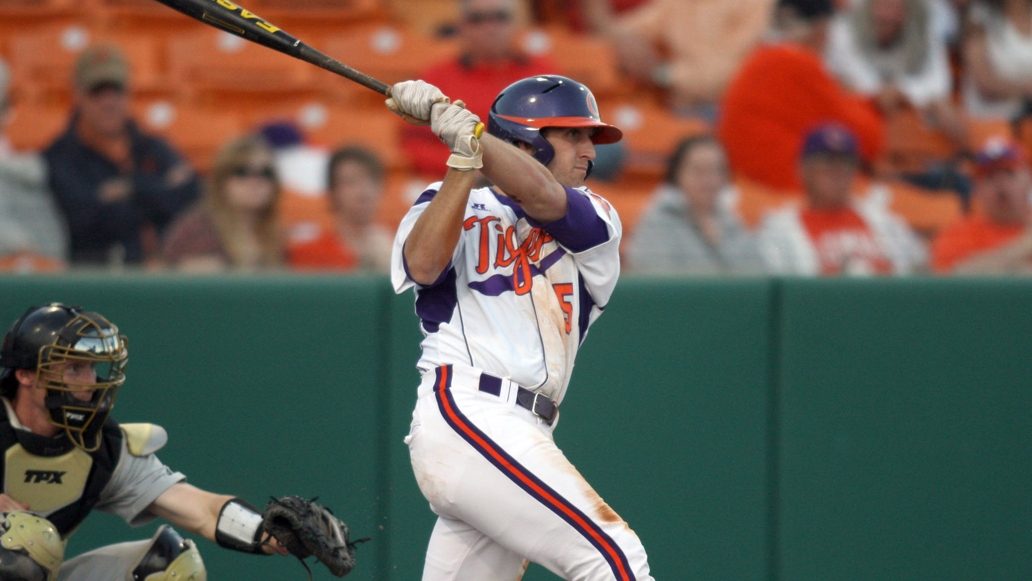 #17 Tigers Open Series Against Wake Forest With 8-2 Win Friday