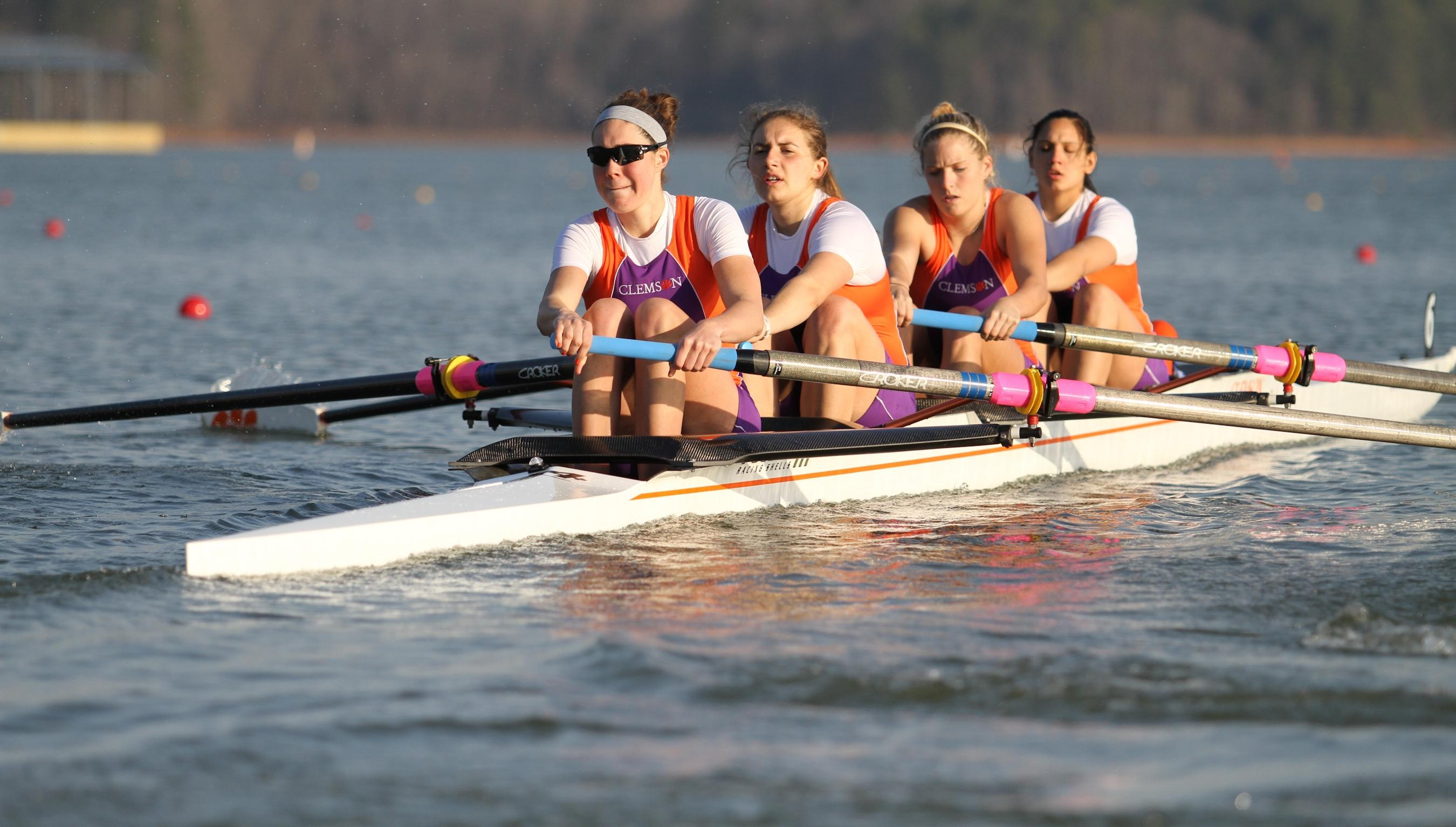 First Varsity Four Named ACC Rowing Crew-of-the-Week