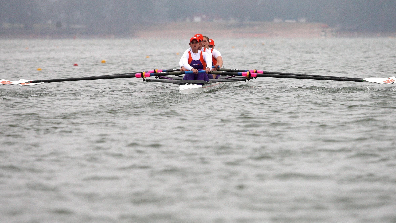 Clemson Rowing Video Report: Tenenbaum on Team's Recent Success