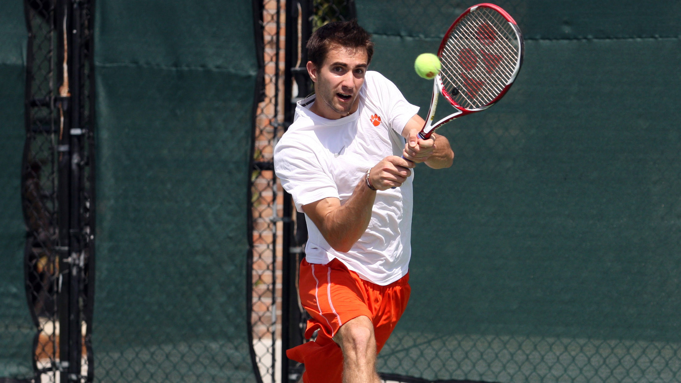 #23 Clemson Men's Tennis Opens 2014 Season Friday