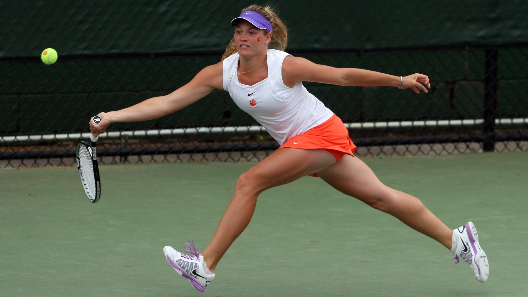 No. 13 Women?s Tennis Concludes Regular Season This Weekend