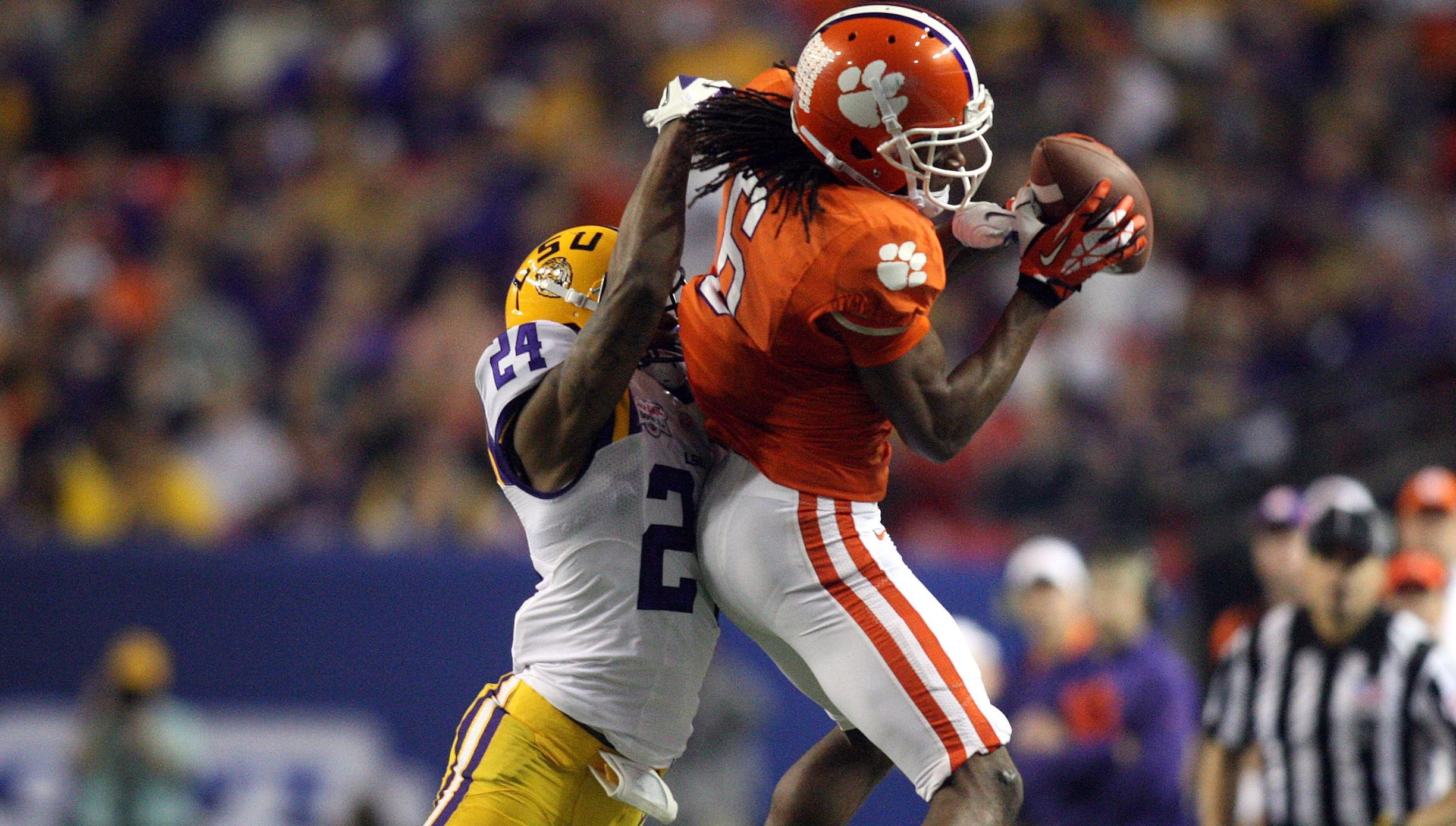 Former Tigers Look Forward to 2013 NFL Draft