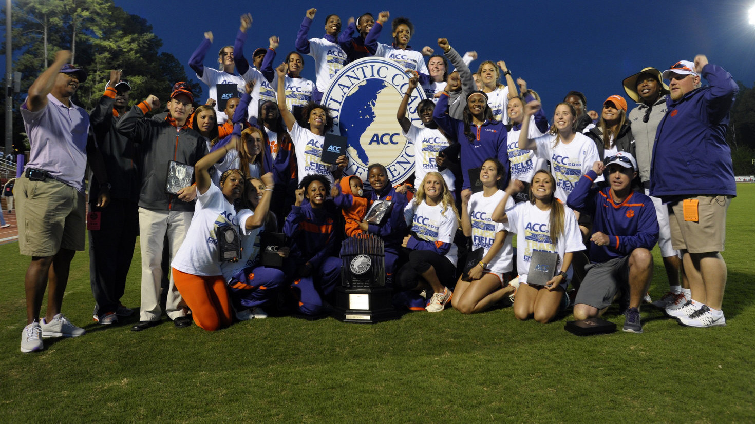 Clemson Women Claim Eighth Straight ACC Track & Field Crown in Dramatic Fashion