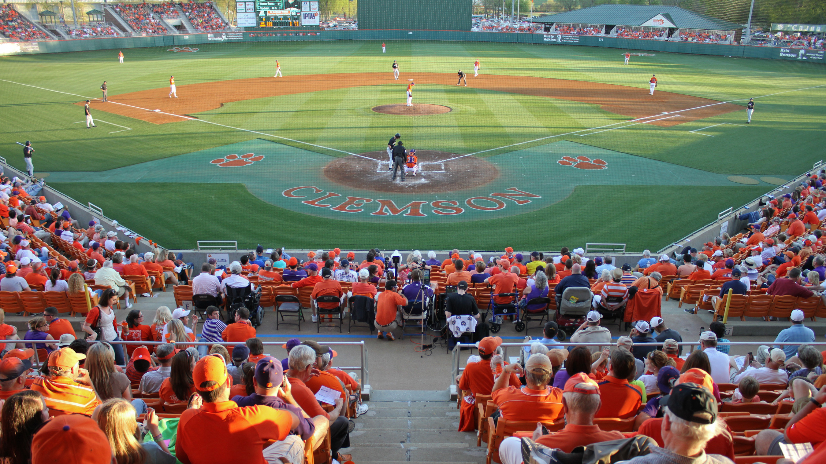 Series-Finale Between Clemson & Georgia Tech Moved to 11:00 AM Saturday