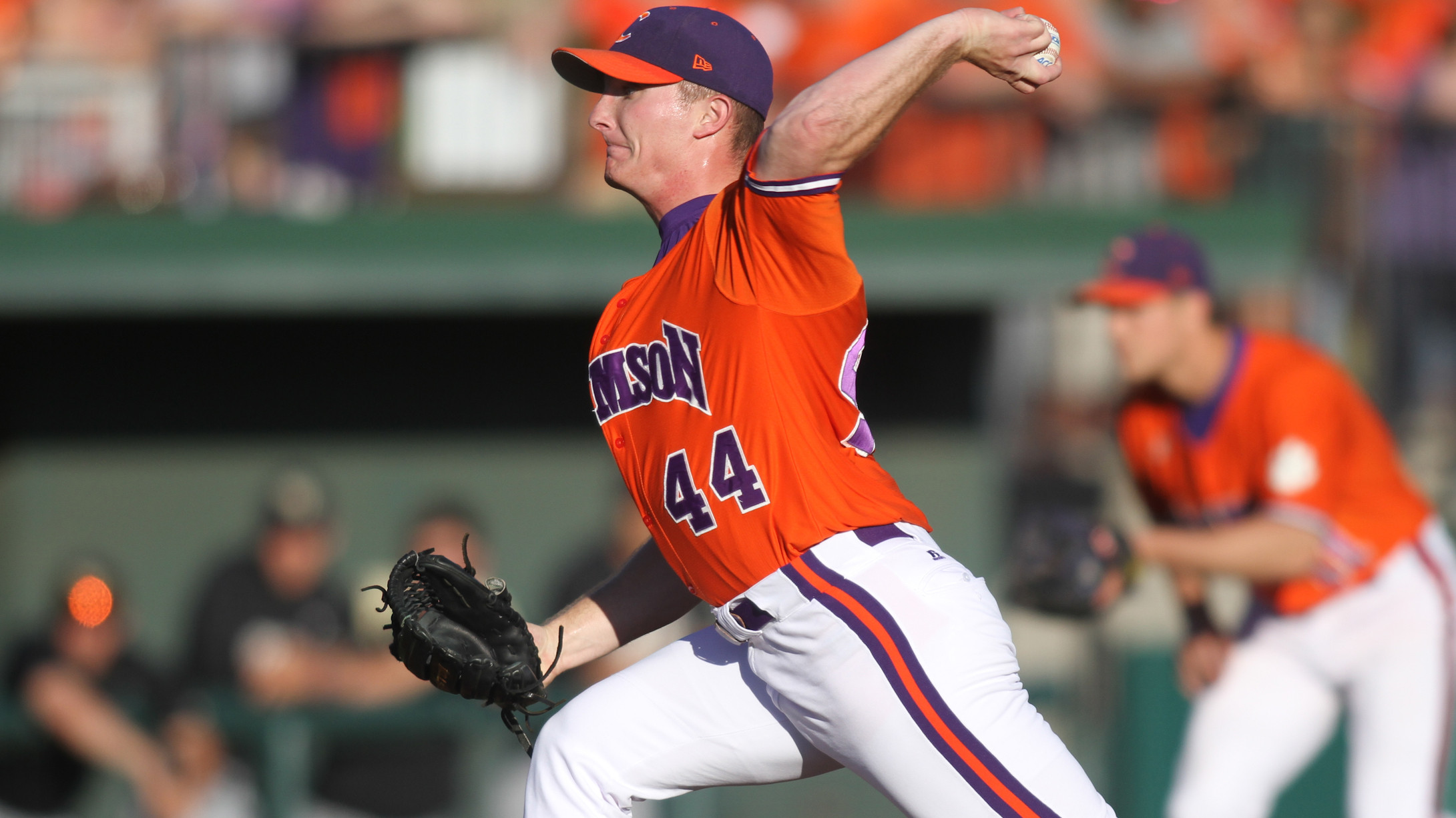#15 Clemson Downs Terrapins 9-5 in Second Game of Doubleheader Monday