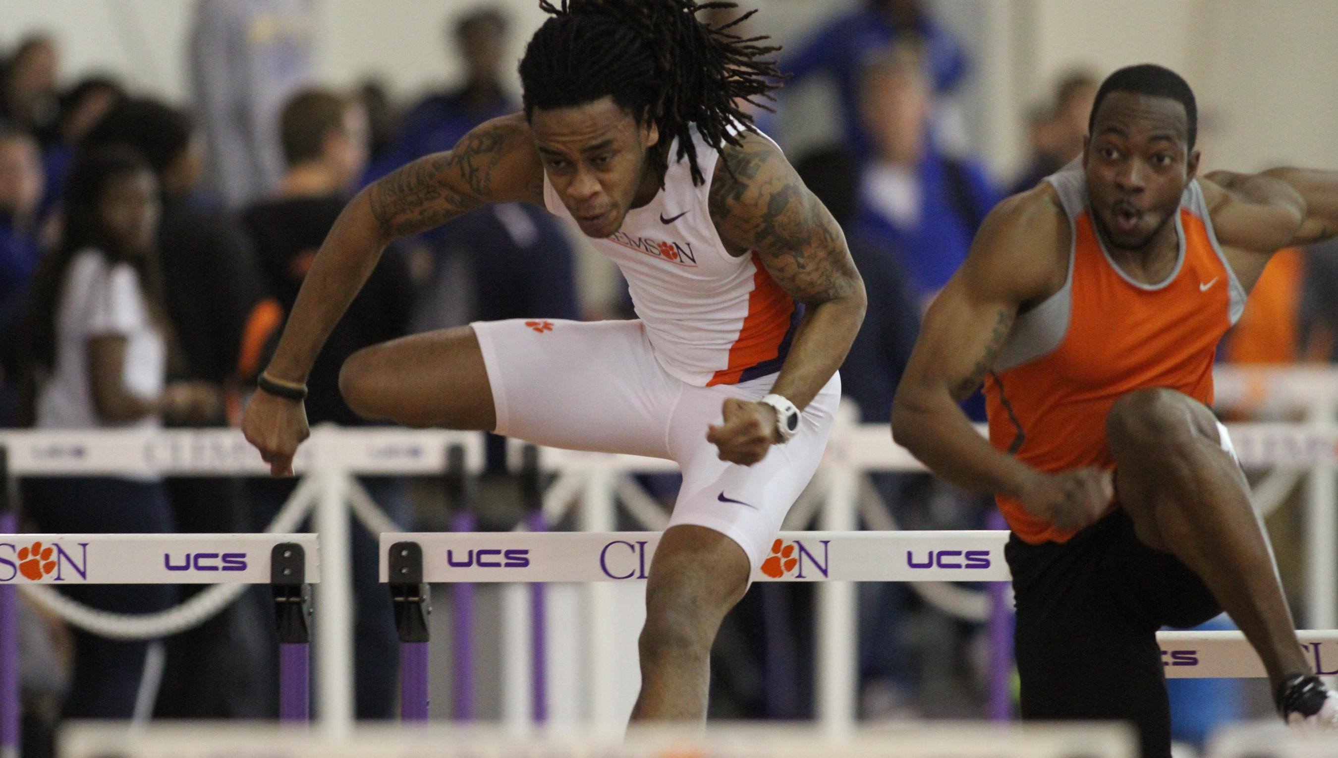 Clemson Returns to Action at Auburn's Tiger Track Classic