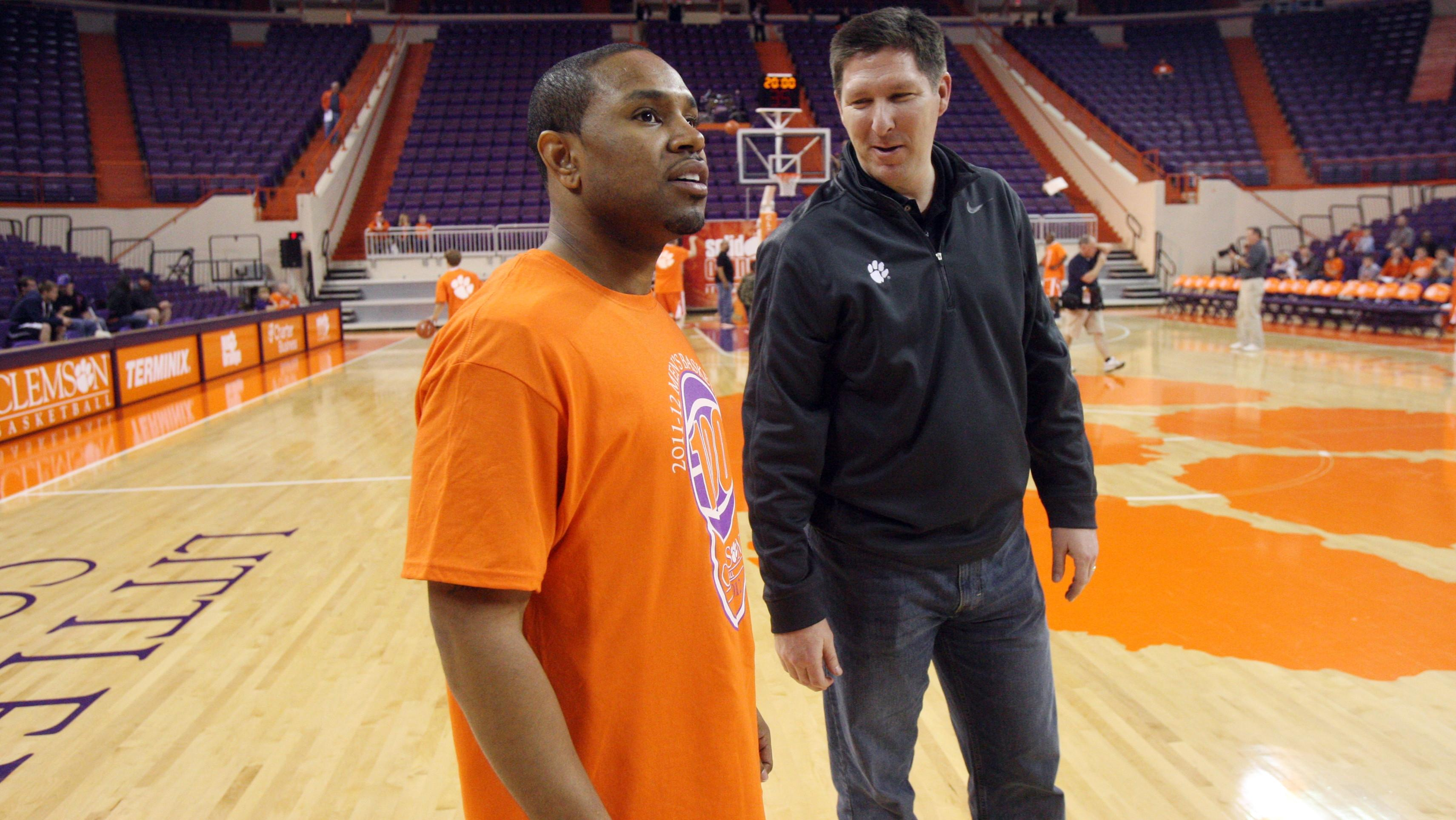 McIntyre Pledges Significant Contribution to Clemson Basketball Facility Enhancements