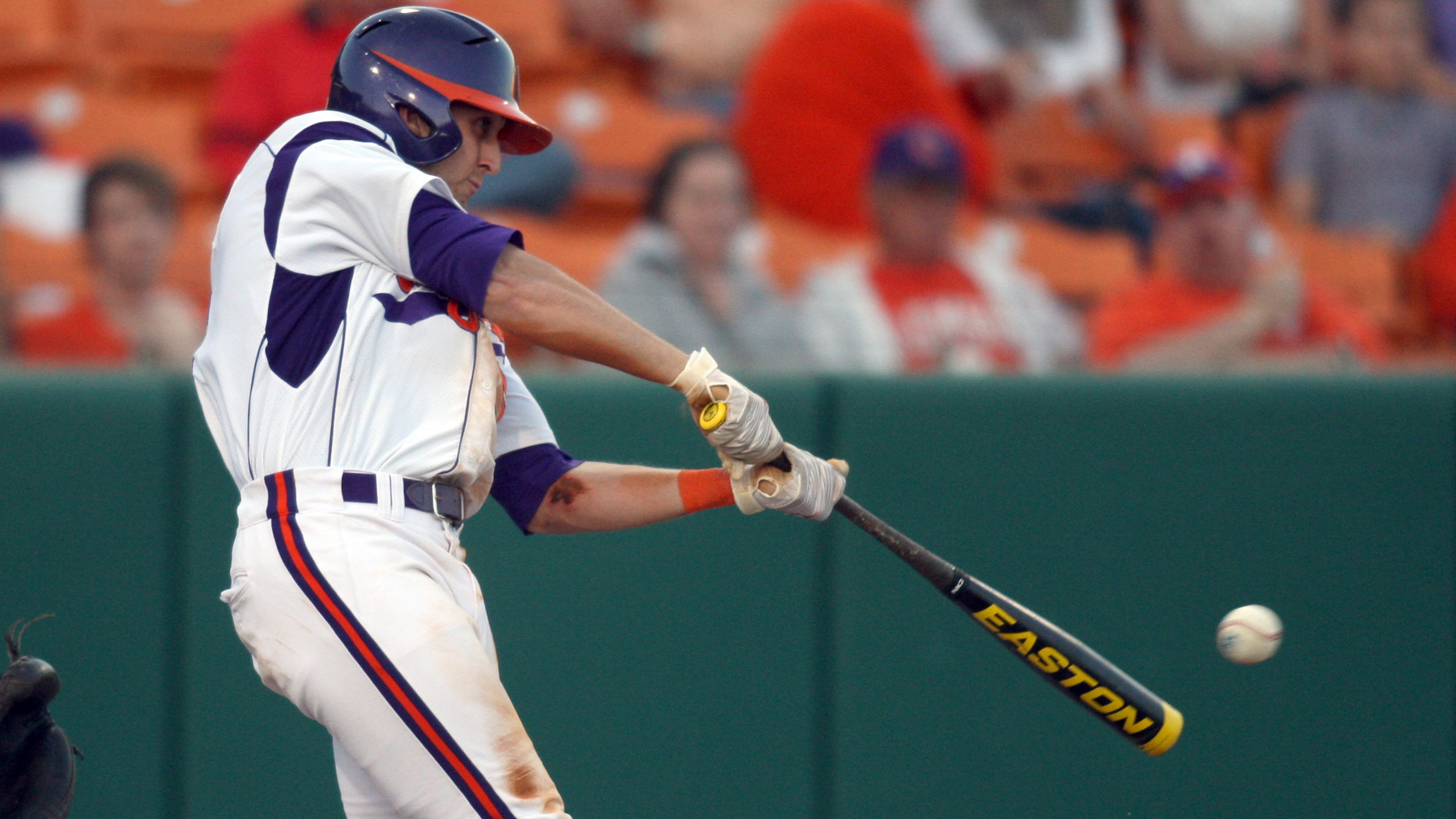 Tiger Baseball to Play Three Orange & Purple Games This Weekend