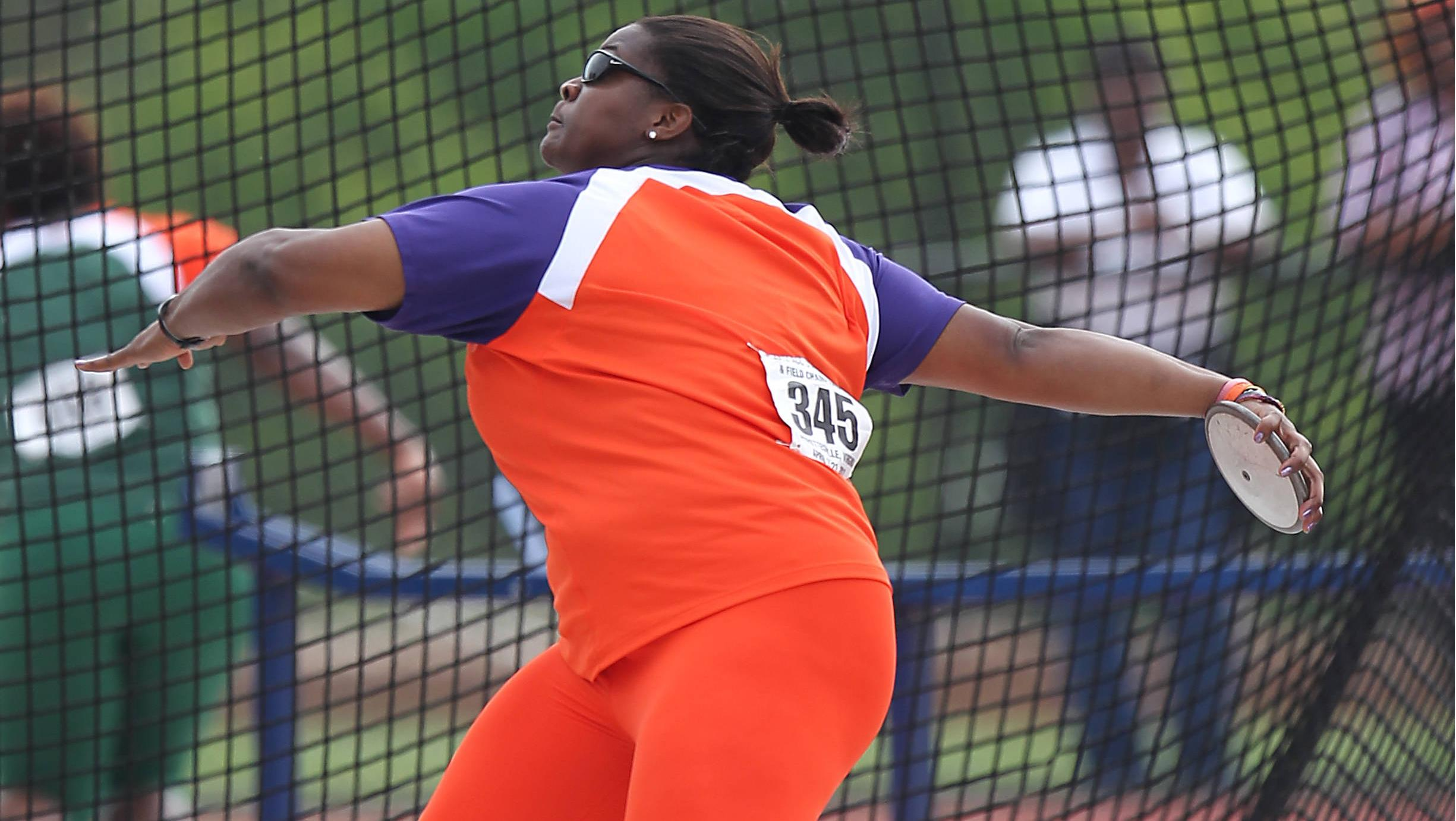 Waller, Terstappen Earn All-Conference Accolades on Day One at ACC Outdoor Championships