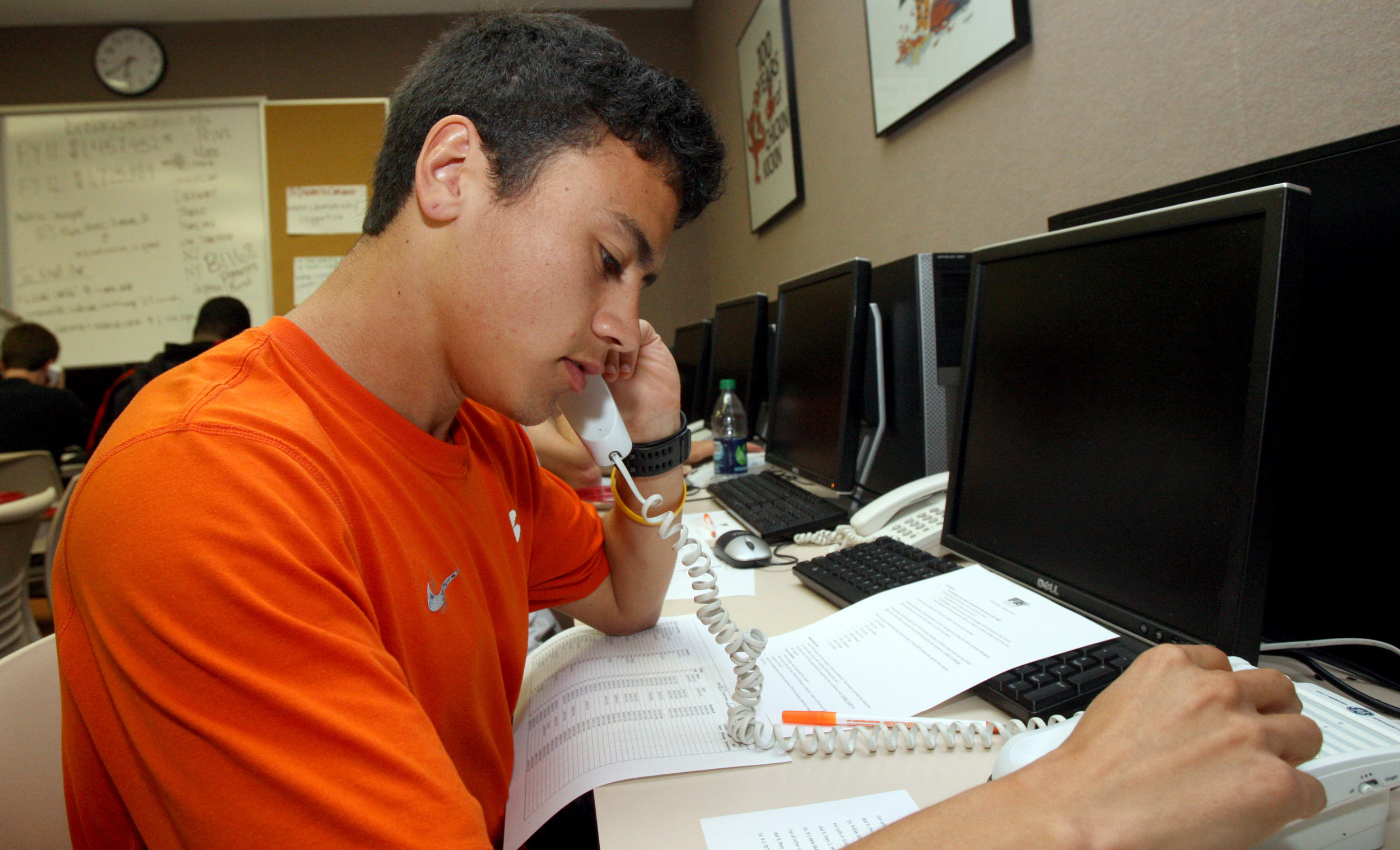 EXCLUSIVE: Saying Thanks…Clemson Student-Athletes Express Gratitude to Donors