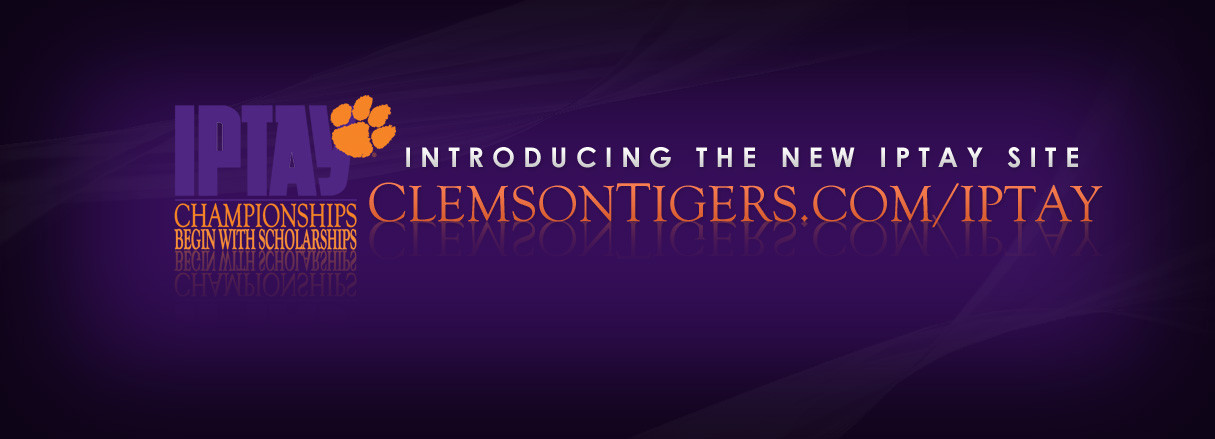 IPTAY Scholarship Fund Launches Redesigned Website