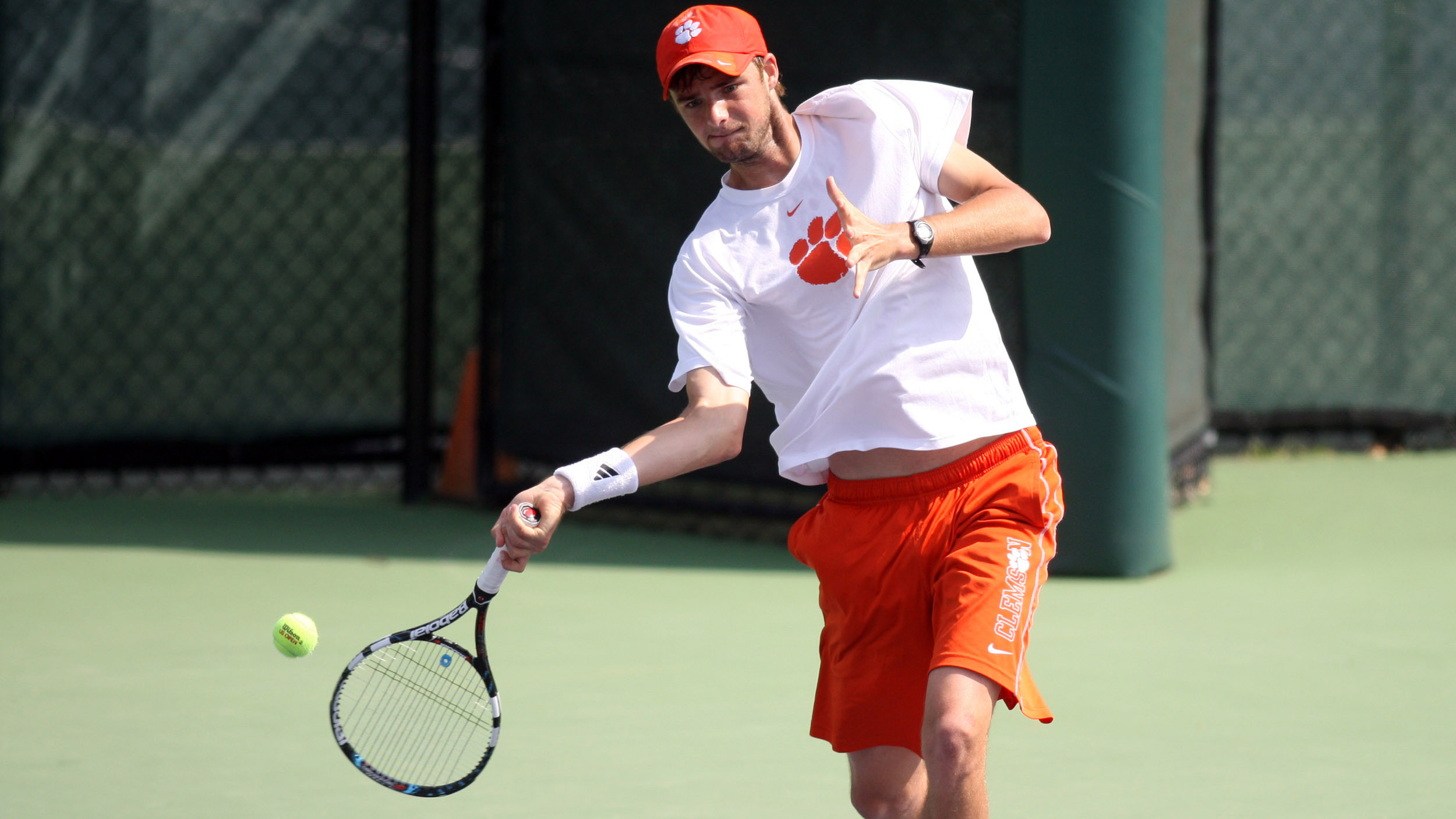 Clemson Participated in ITA All-American Championships Pre-Qualifying Round