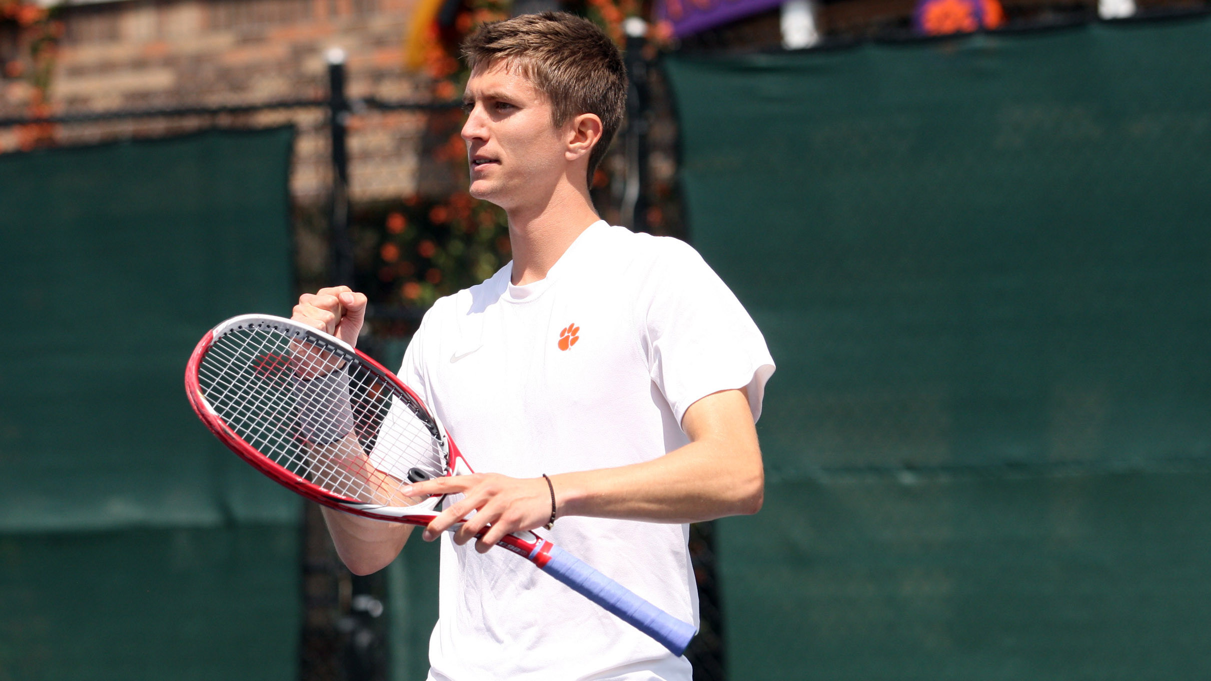 Yannick Maden Named Men?s Tennis Scholar Athlete of the Year