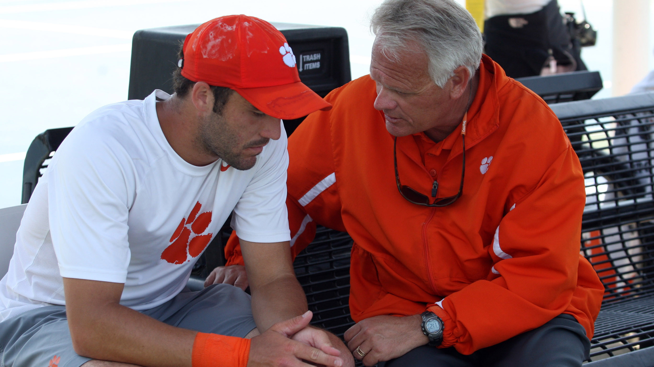 Clemson Finishes Play in Southern Intercollegiate Men?s Tennis Tournament