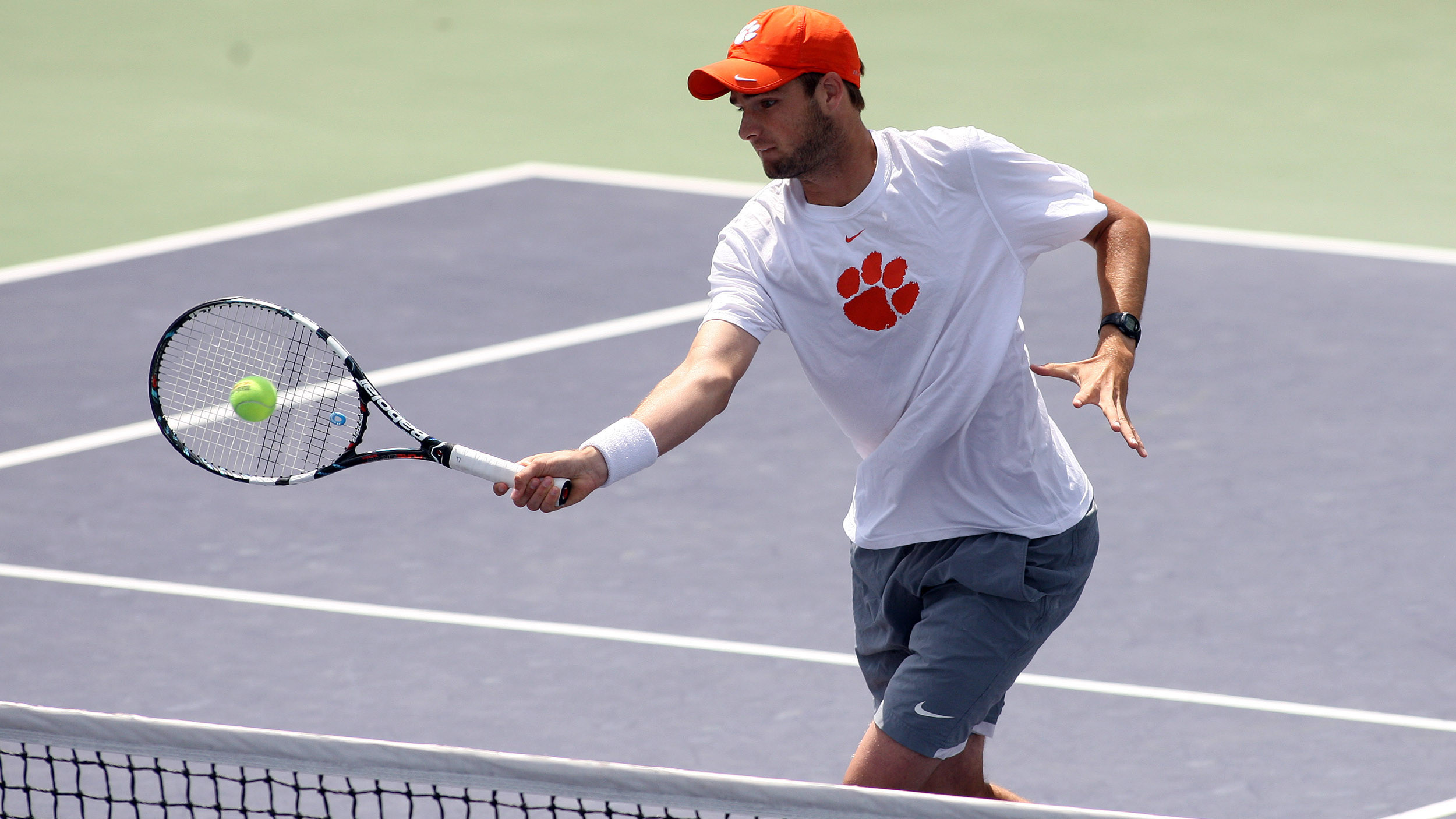 Clemson Announces 2013-14 Men's Tennis Schedule