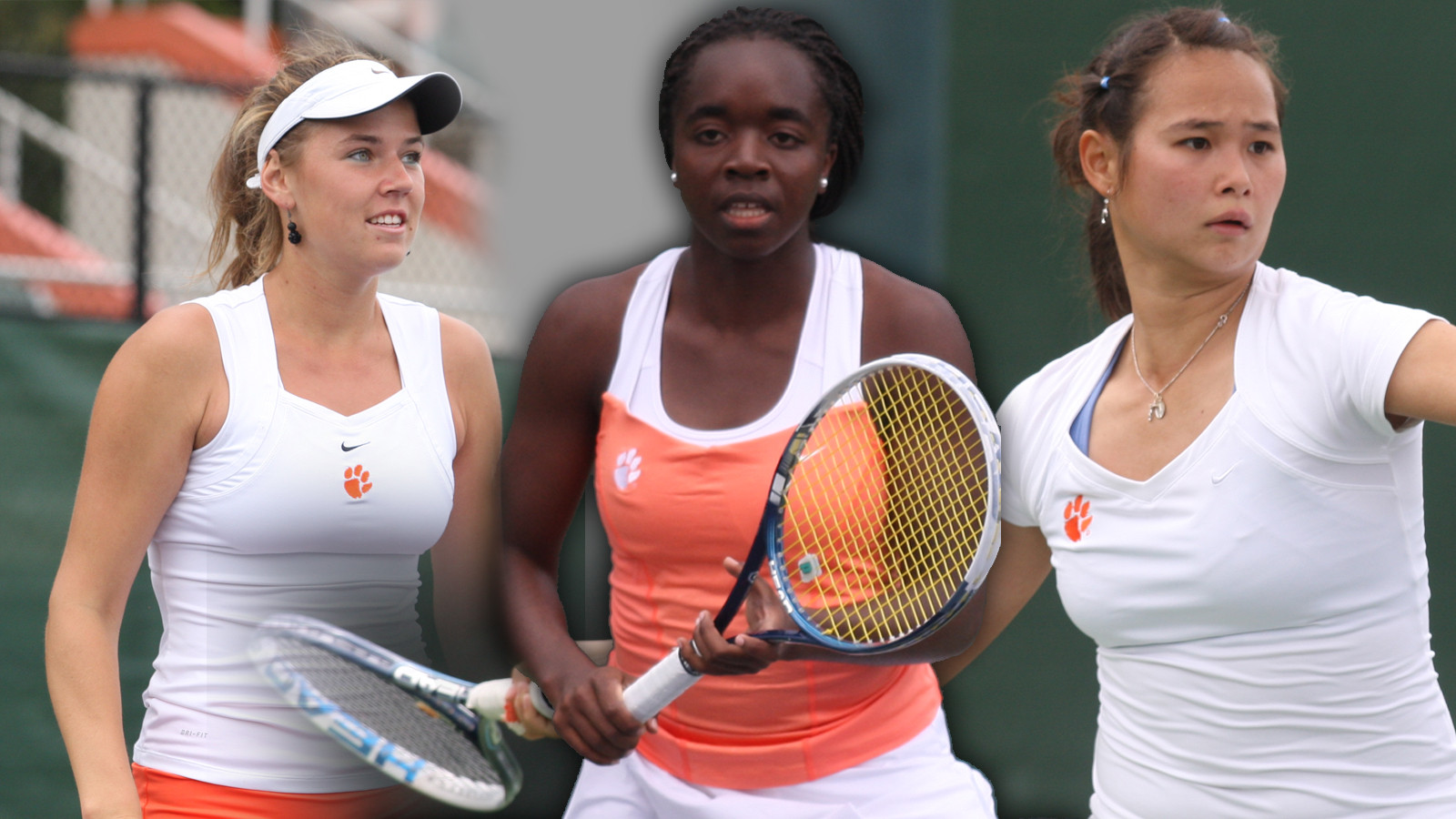 Three Tigers Selected to NCAA Singles Championships
