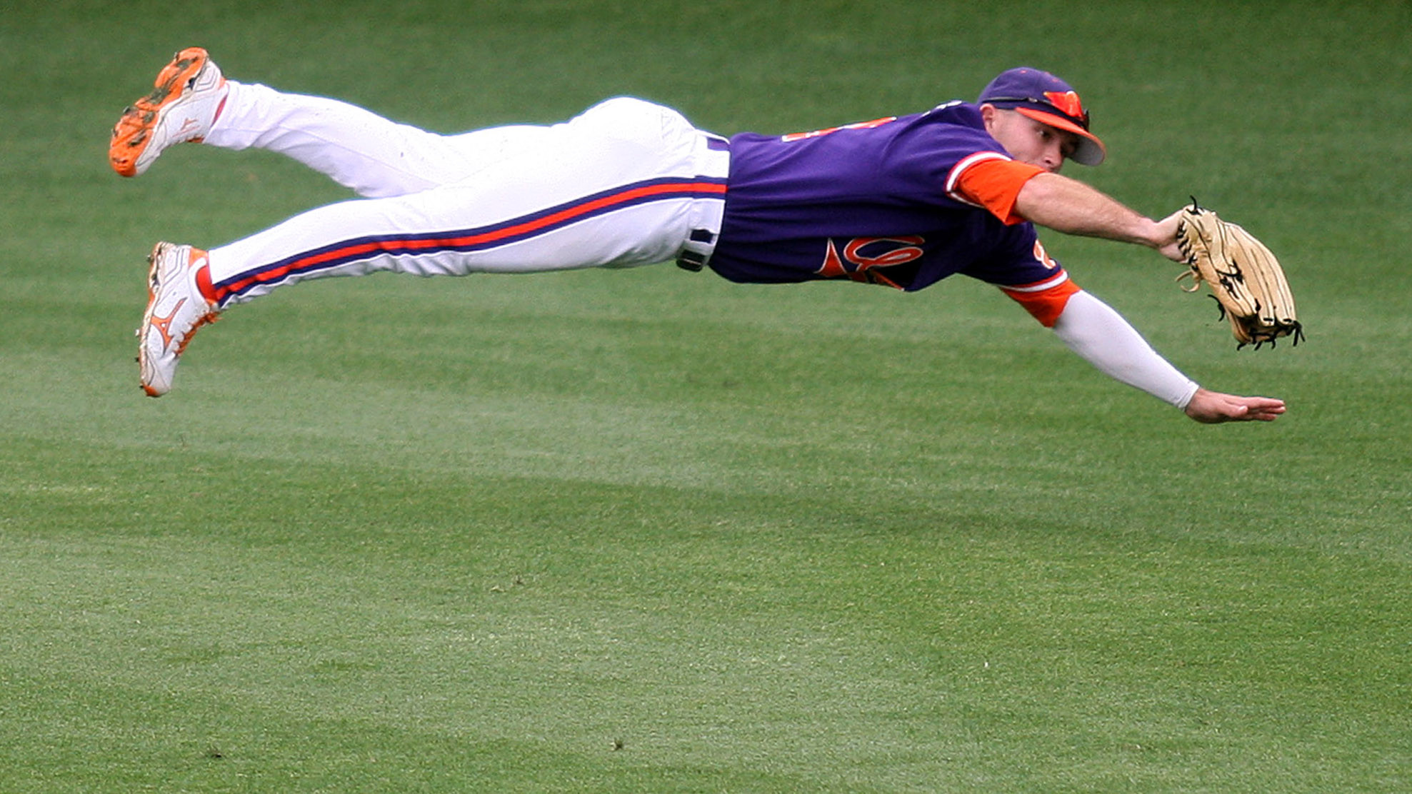 Five Tigers Named to 2013 All-ACC Academic Baseball Team