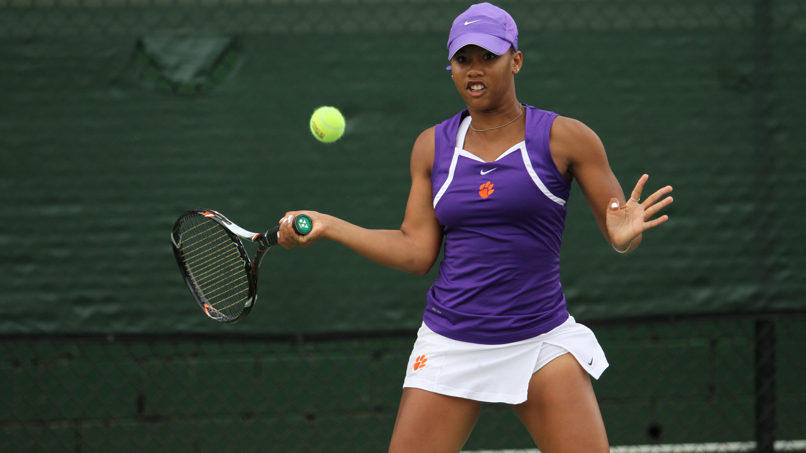 Women's Tennis (@ClemsonWTennis) Closes Play at Furman; Continues at All-American