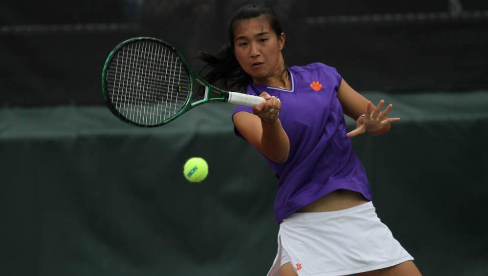 Former Tiger Wong Wins Professional Doubles Title