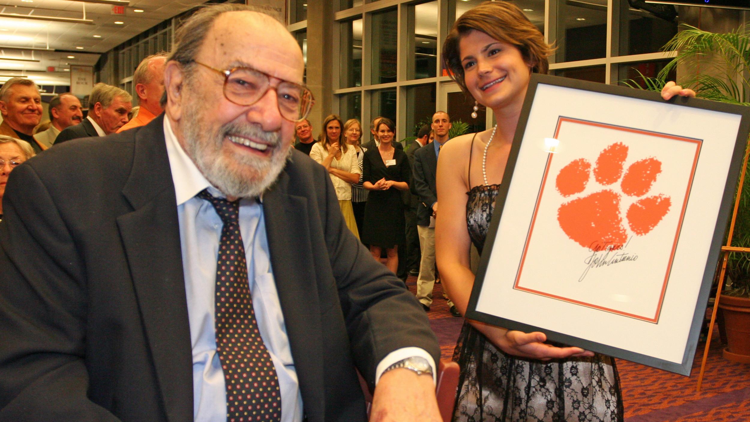 John Antonio, Designer of Tiger Paw, Dies