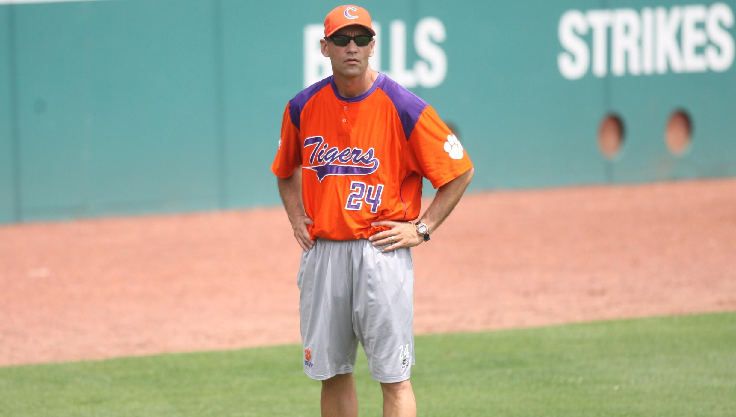 Clemson Baseball Video Report: Pepicelli Previews Columbia Regional