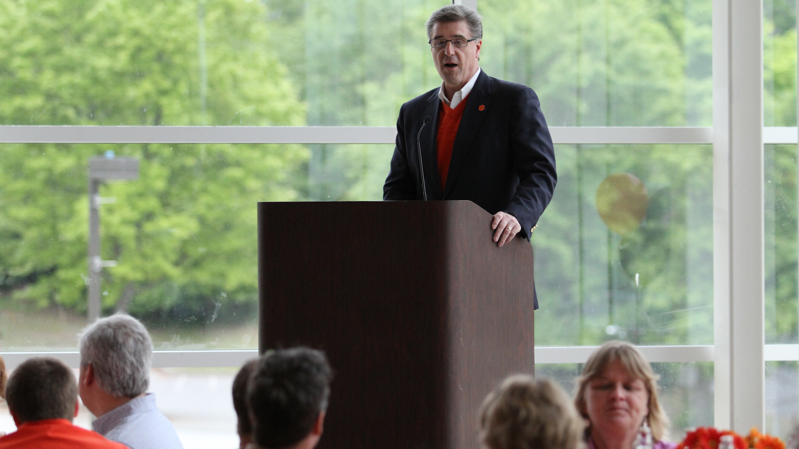 Clemson Director of Athletics Dan Radakovich Named to Athletic Director Advisory Group