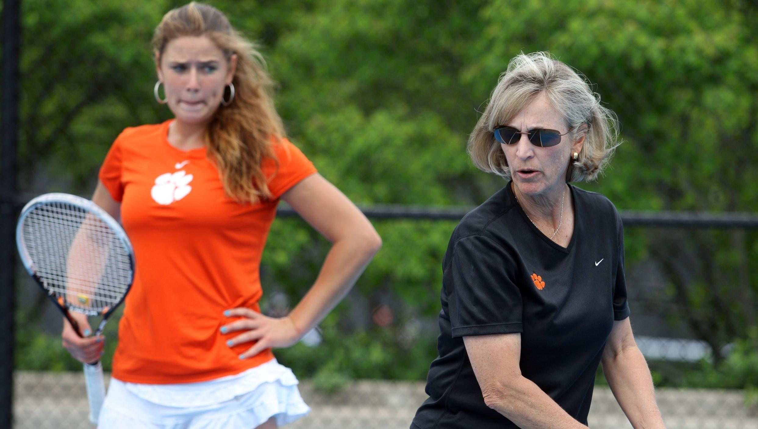 Women?s Tennis Opens Play at ITA Carolina Regionals Thursday