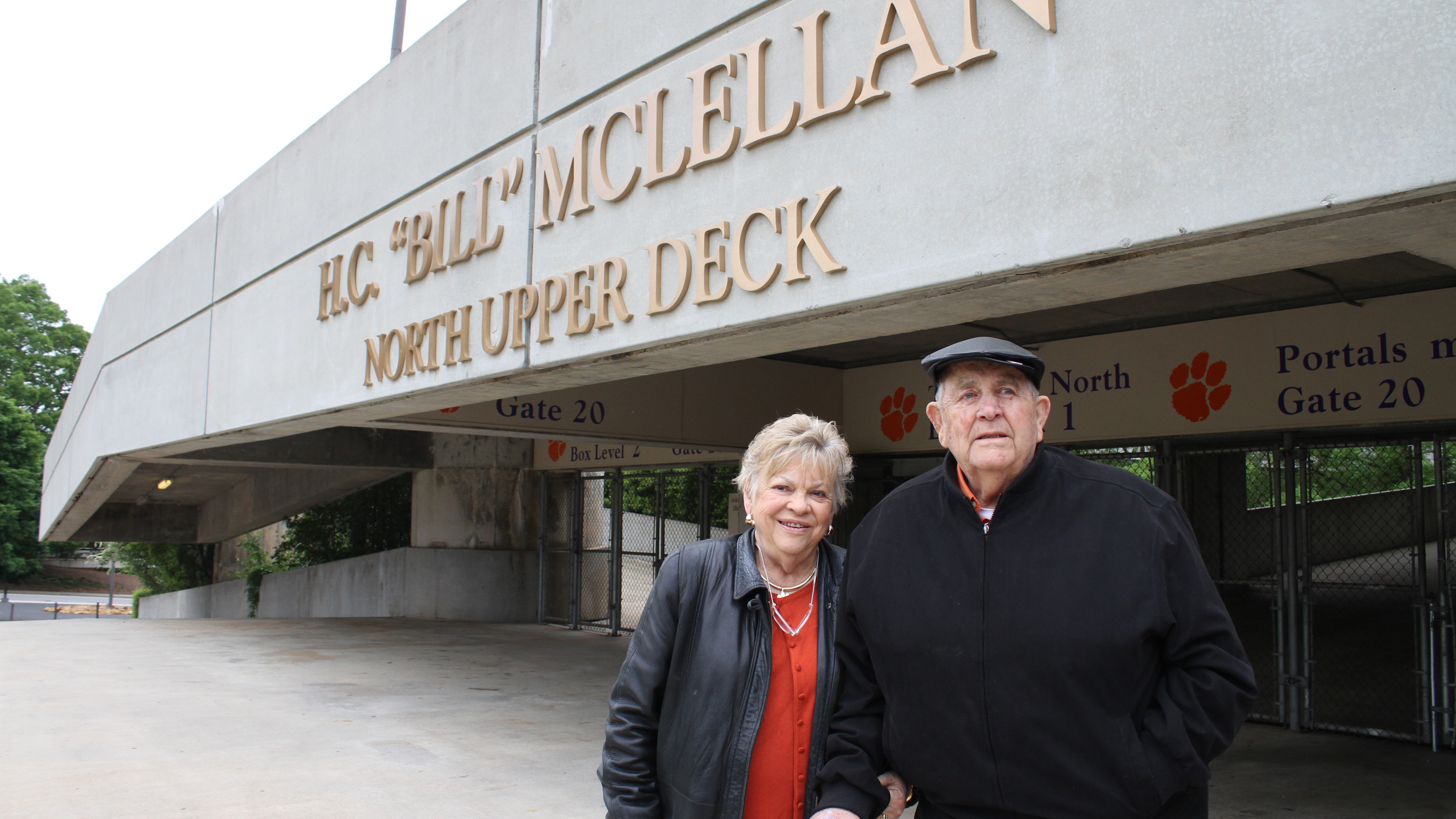 EXCLUSIVE: North Upper Deck Named for Former AD McLellan