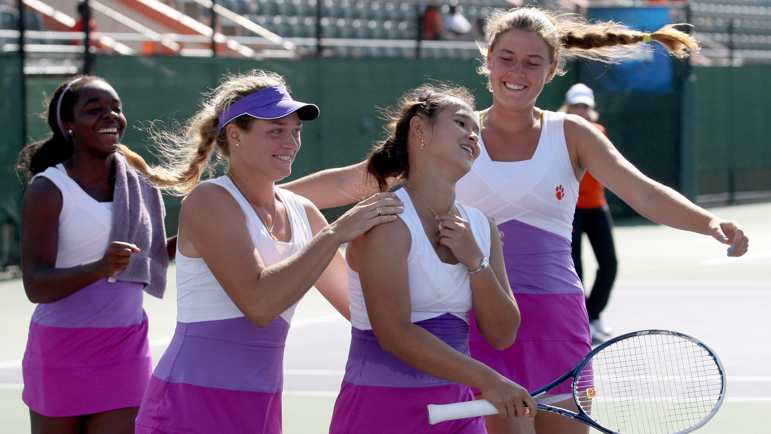 Bea-lieve it! Tigers Move on to NCAA Third Round