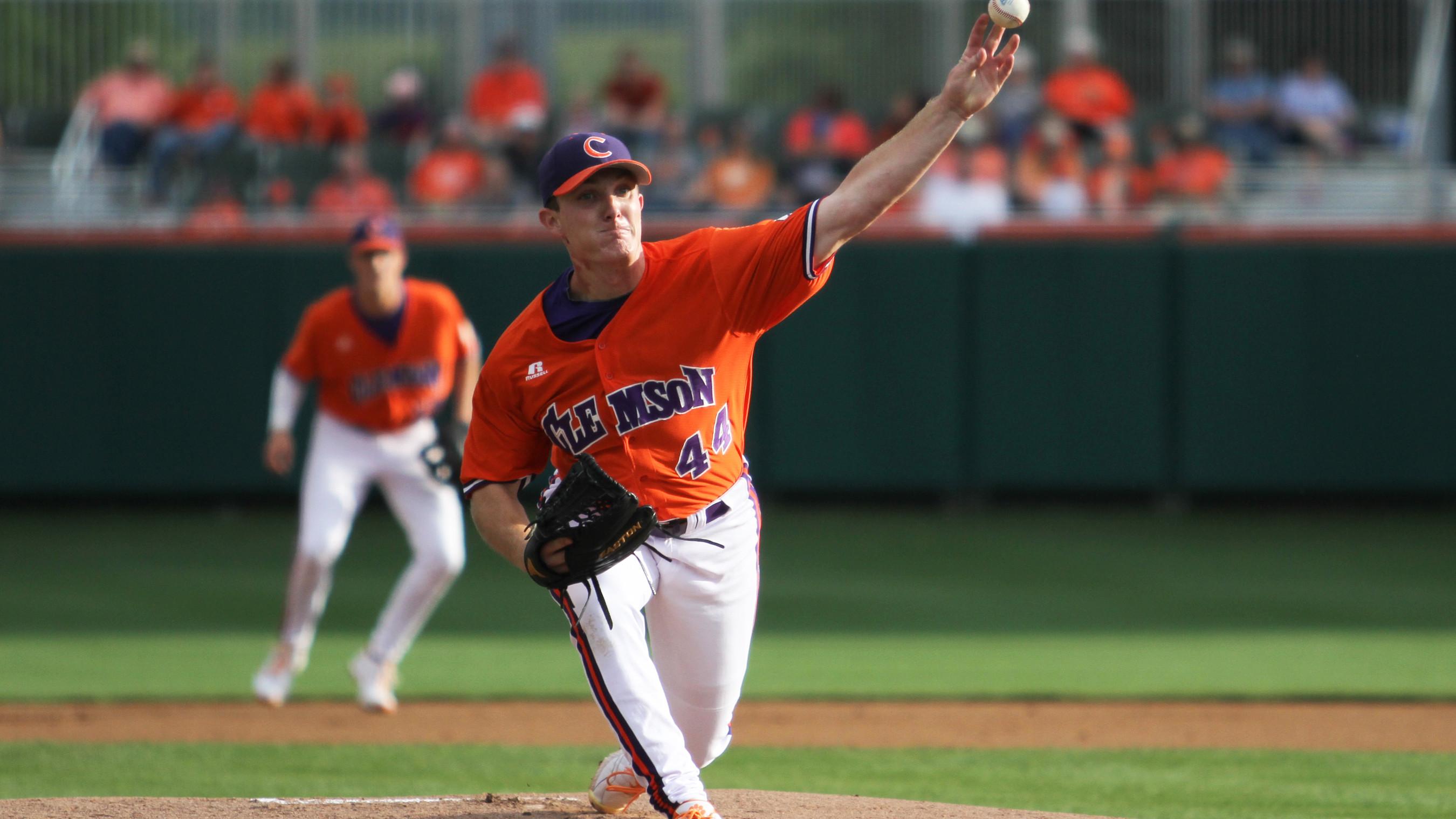 Crownover Named ACC Pitcher of the Week