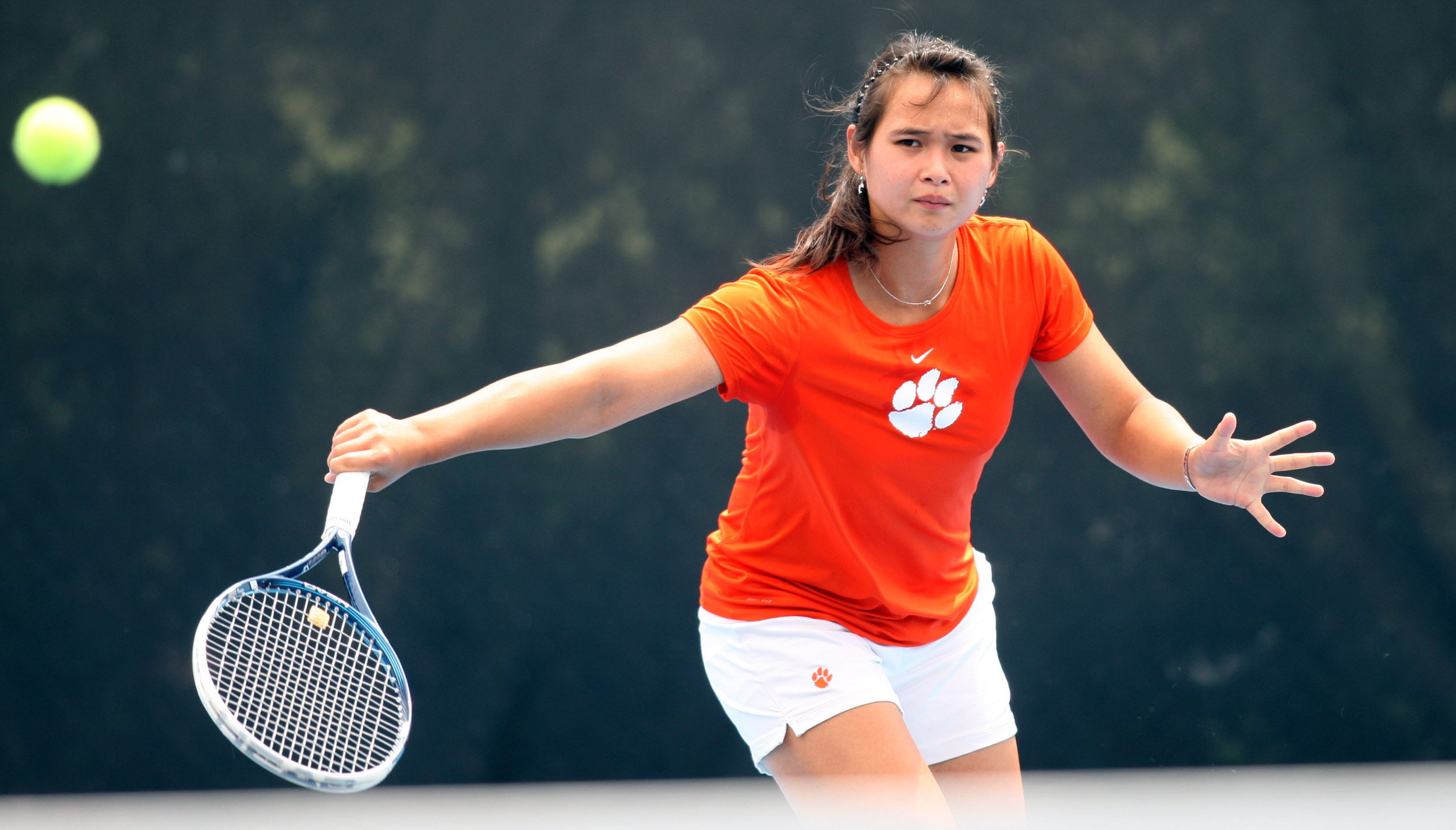 @ClemsonWTennis Advances to #ITAKickoff Second Round