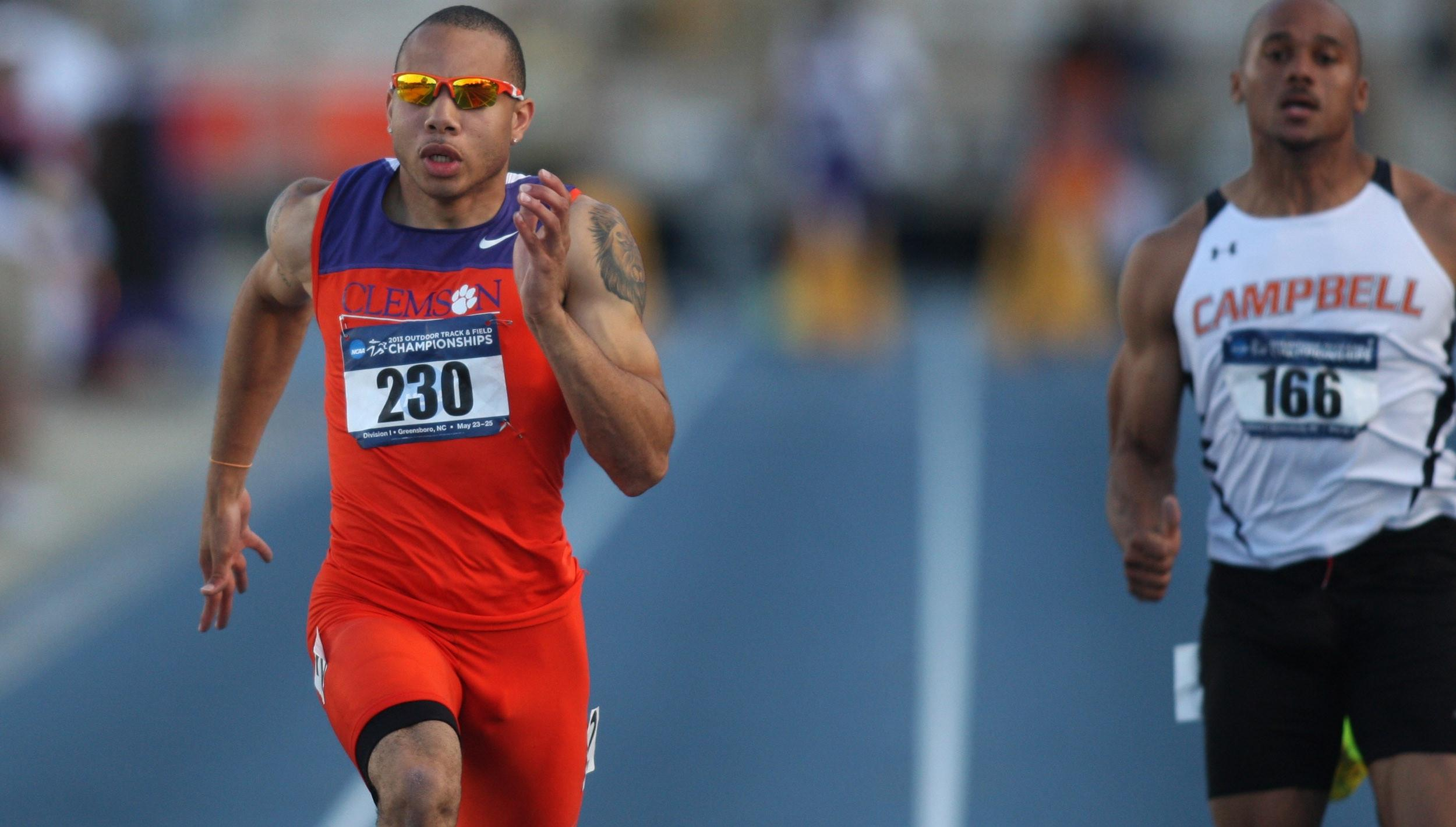 Tigers Add Six NCAA Outdoor Bids Friday at East Prelims