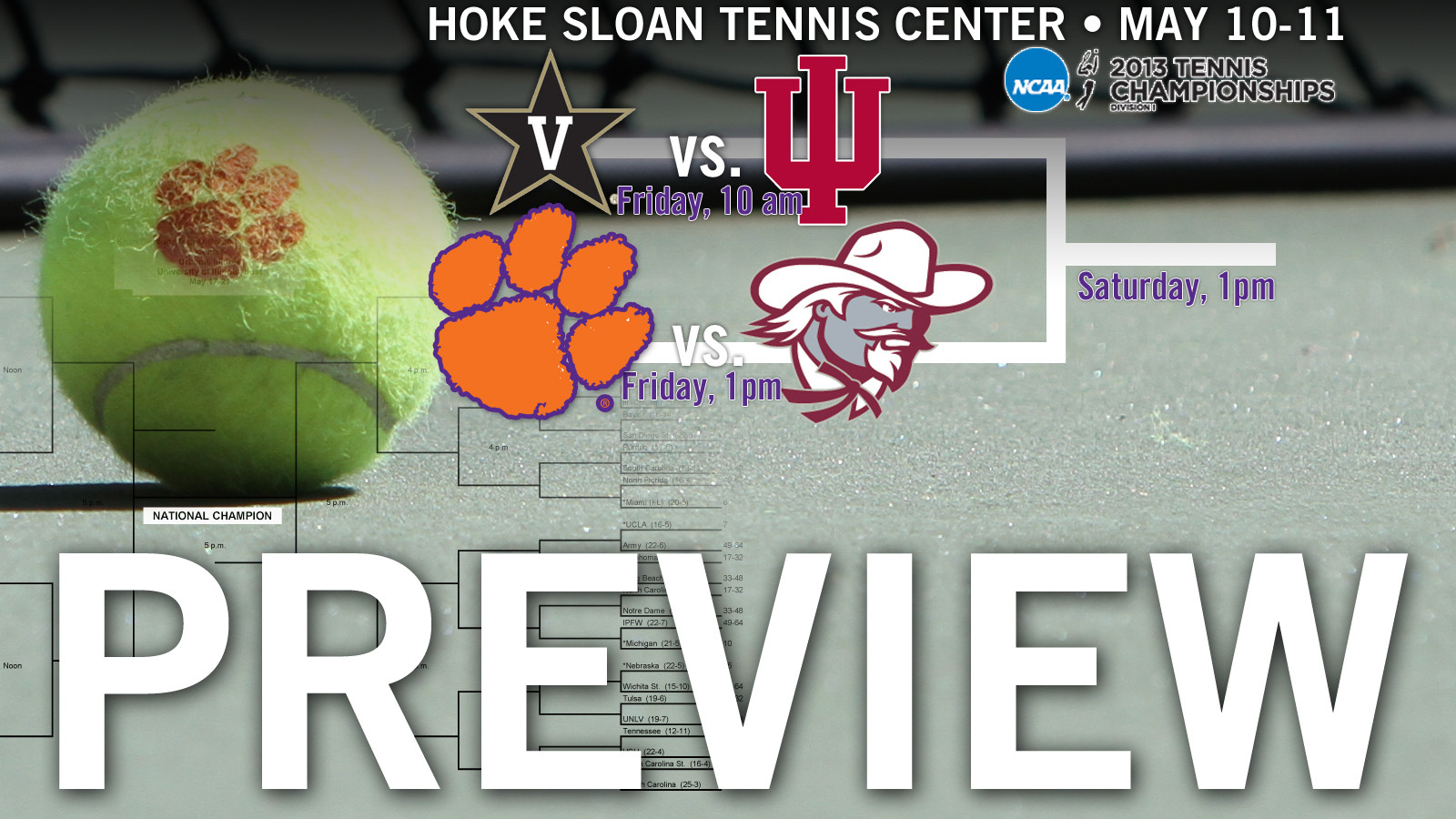 Women?s Tennis NCAA Tournament Preview