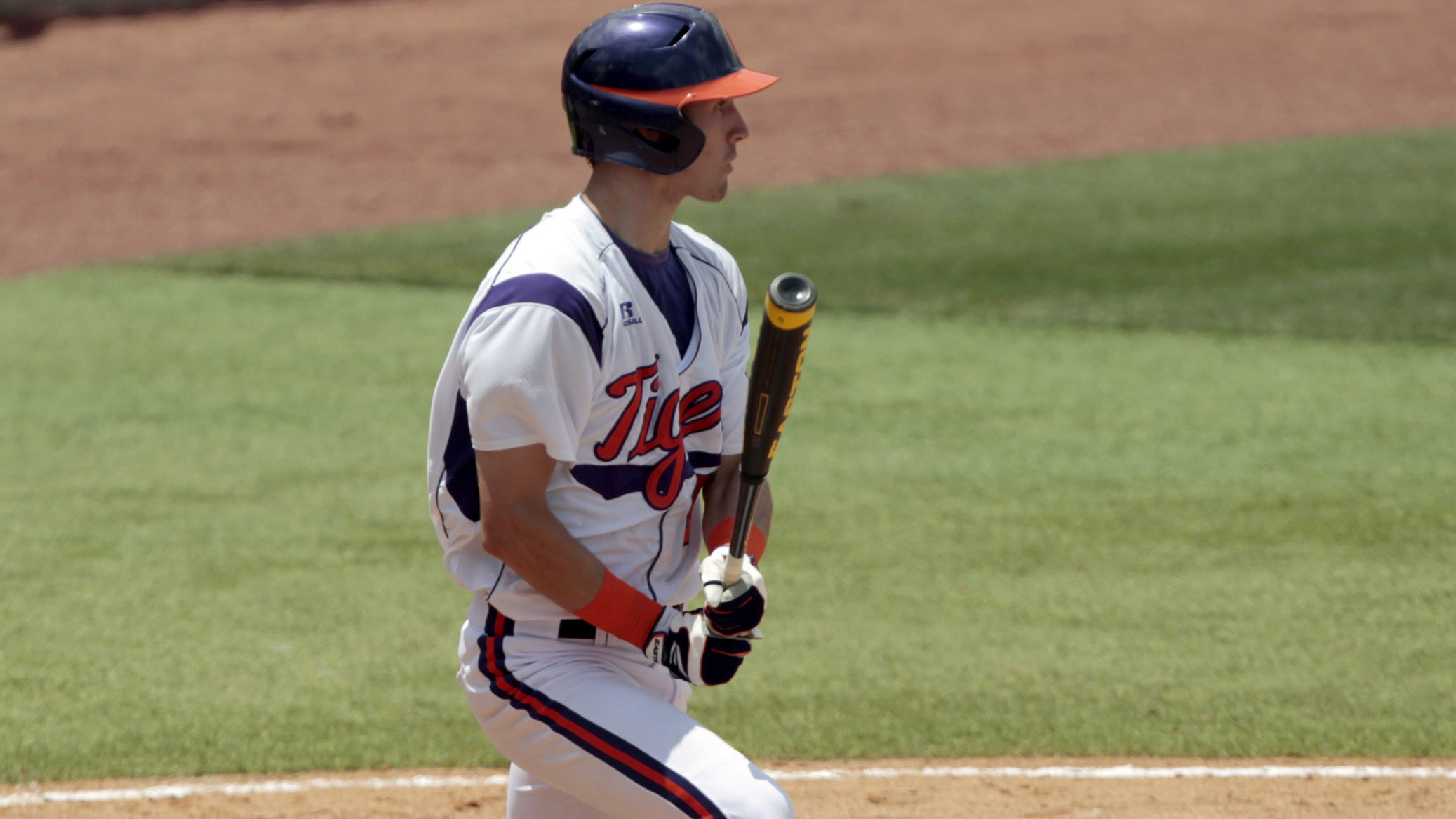 Richardson, Wimmer Lead Flames to 8-3 Win Over #17 Tigers in Columbia Regional Friday