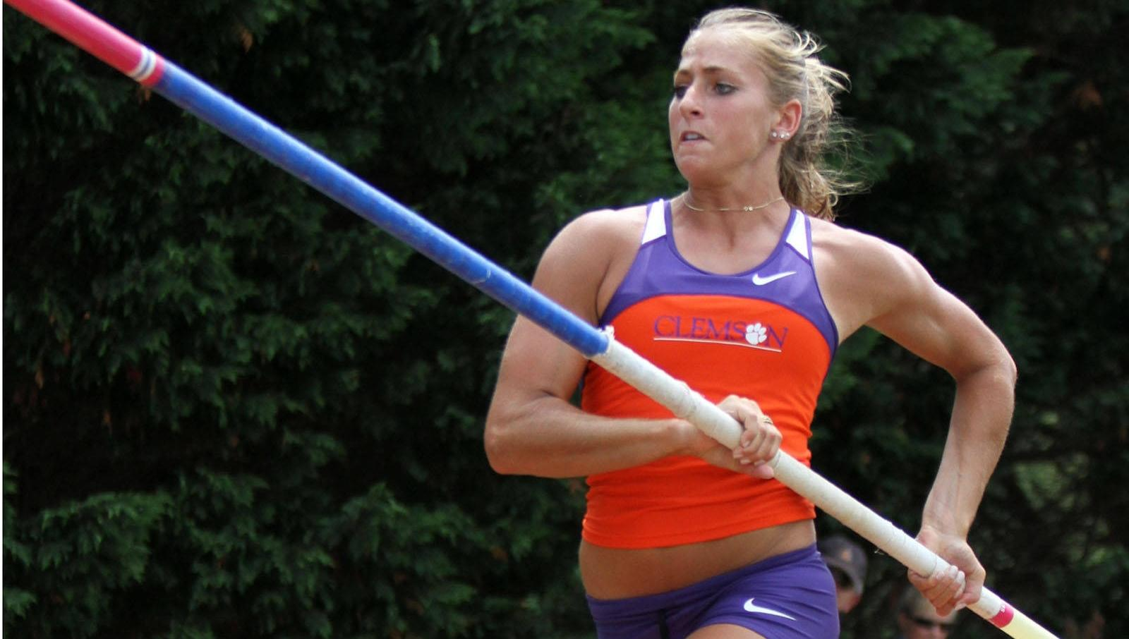 Five Tigers Earn Spots on All-ACC Academic Outdoor Track & Field Teams